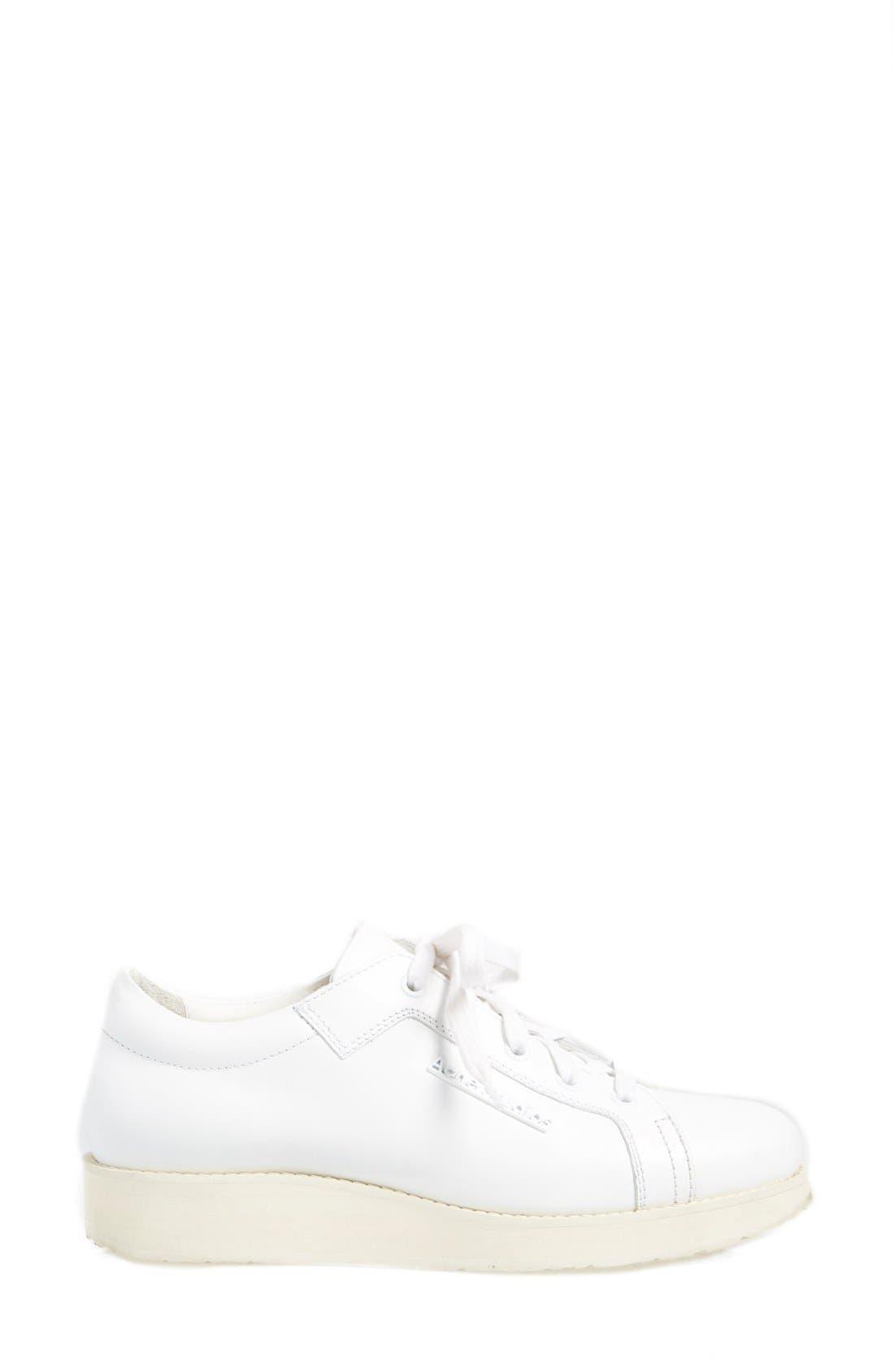 Kobe Platform Sneaker,                             Alternate thumbnail 3, color,                             100