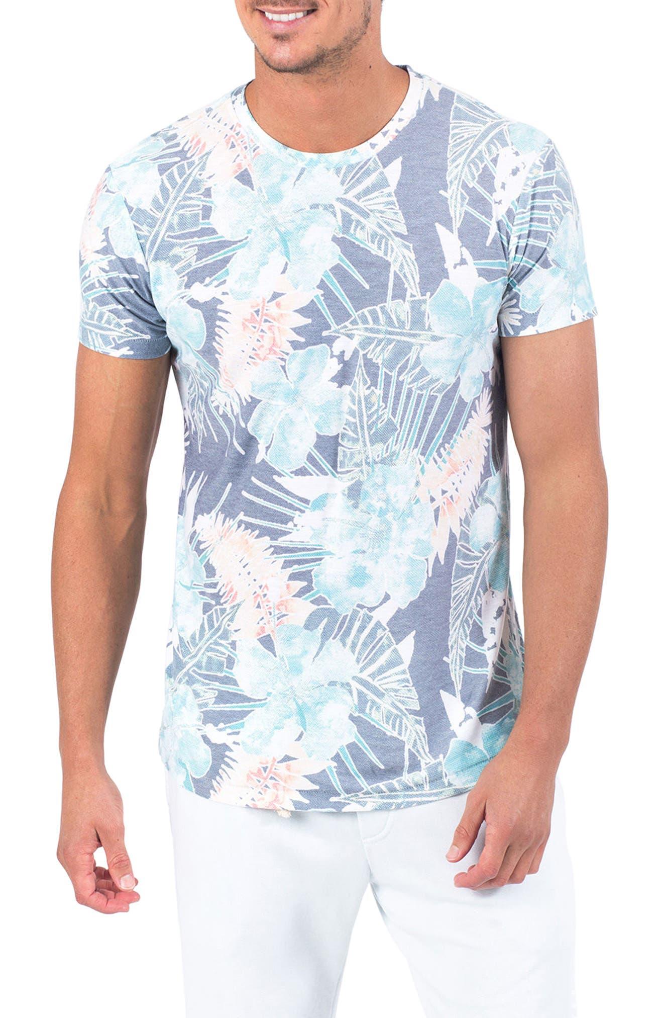 Botanica Verde T-Shirt,                         Main,                         color, 100