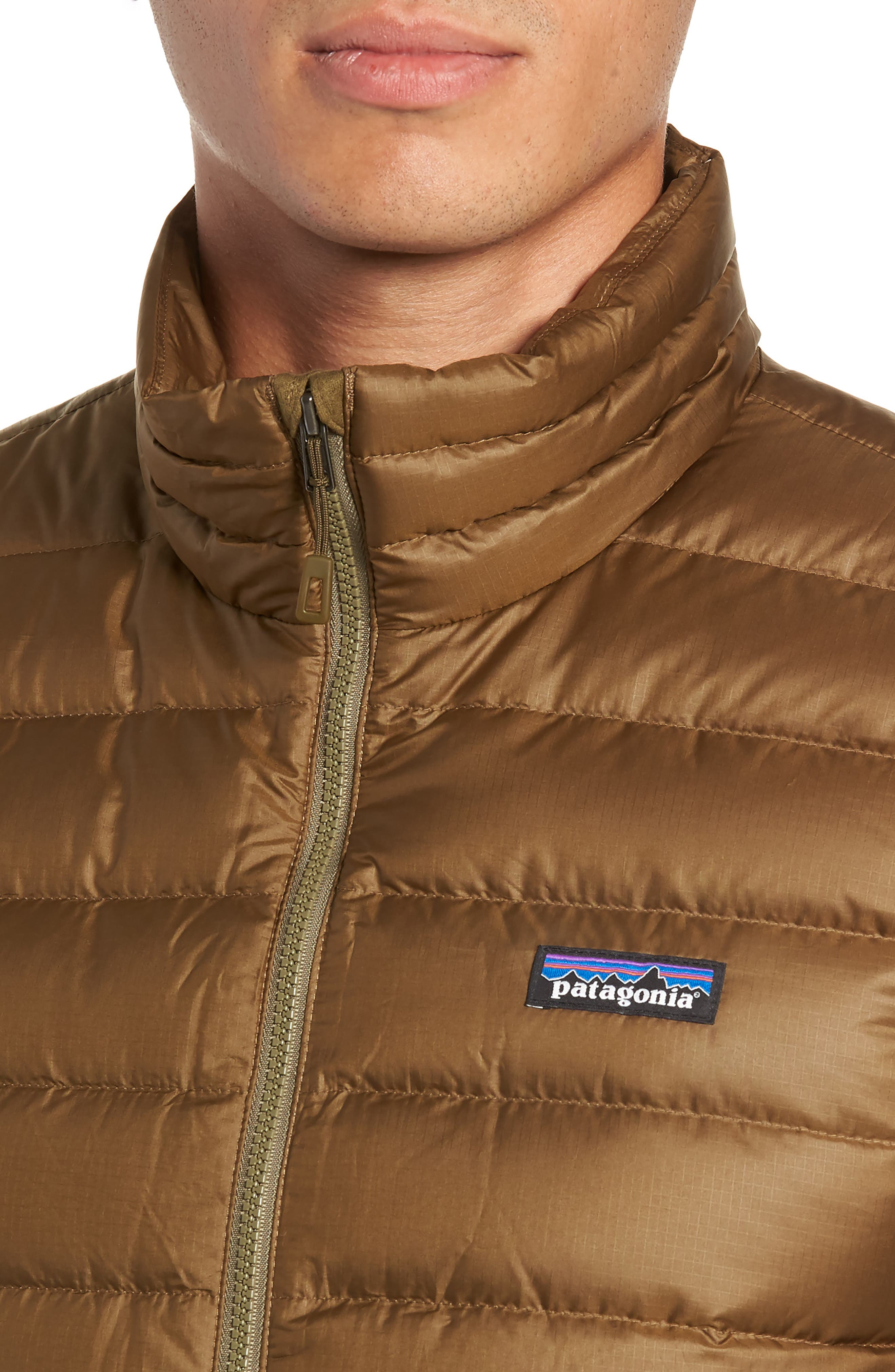 Windproof & Water Resistant 800 Fill Power Down Quilted Vest,                             Alternate thumbnail 29, color,