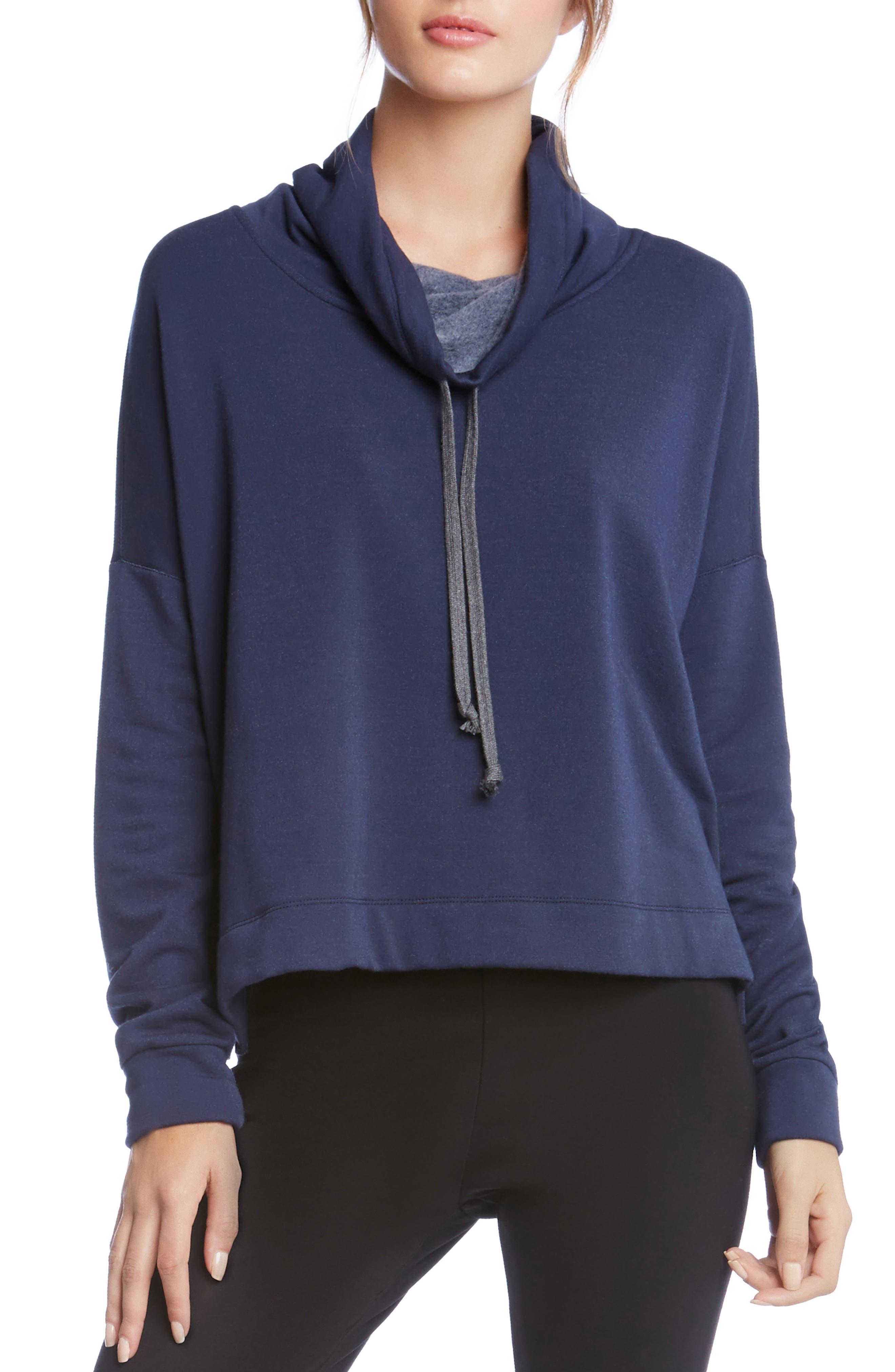 Cowl Neck Pullover,                         Main,                         color,