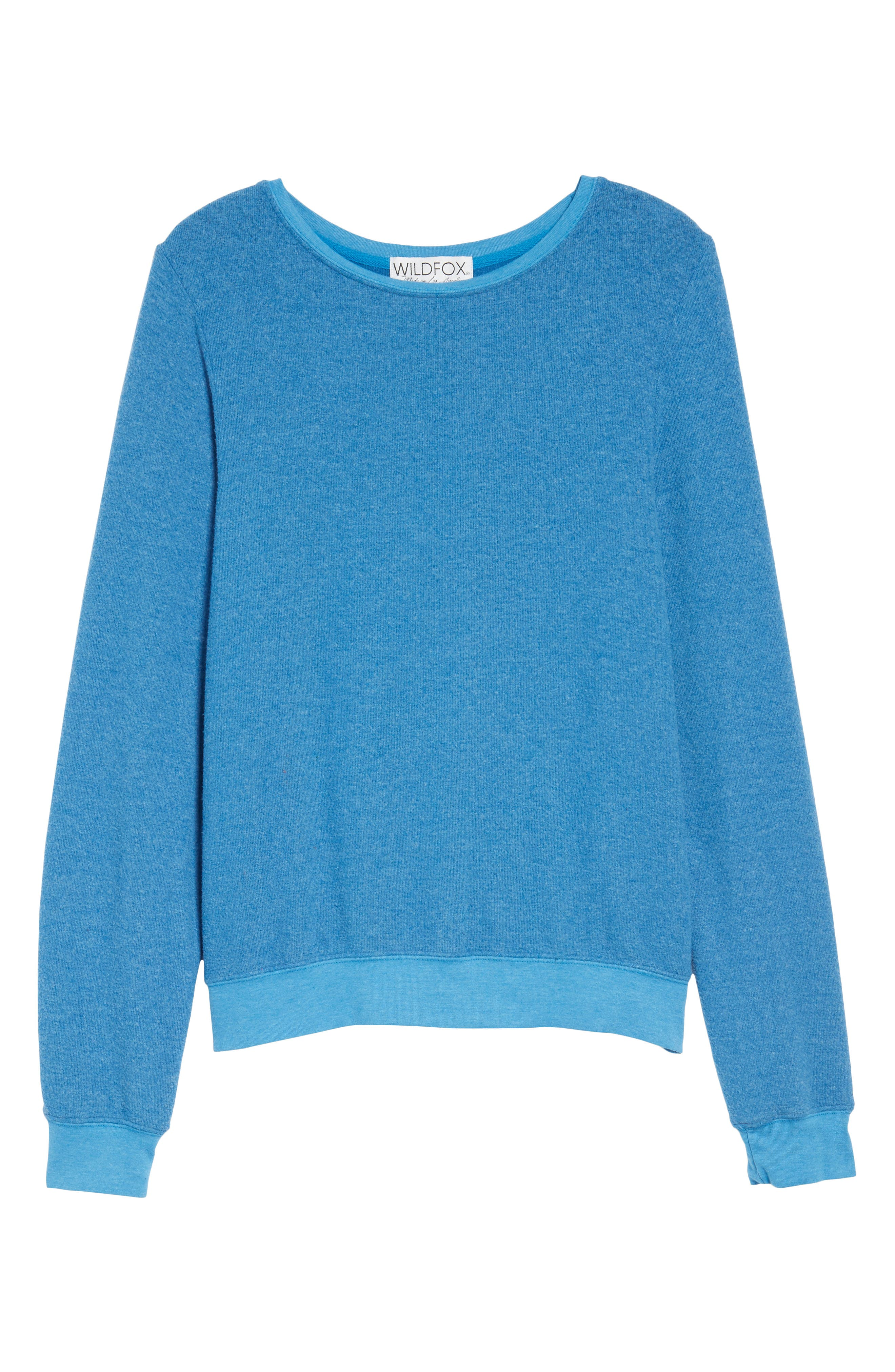 'Baggy Beach Jumper' Pullover,                             Alternate thumbnail 184, color,