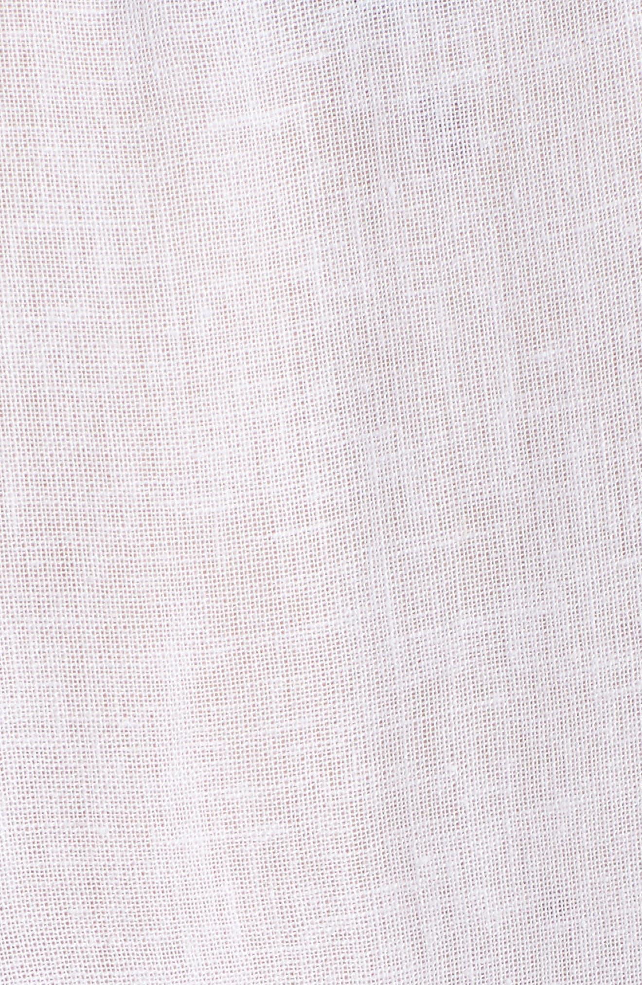 Sansa Minidress,                             Alternate thumbnail 5, color,                             100
