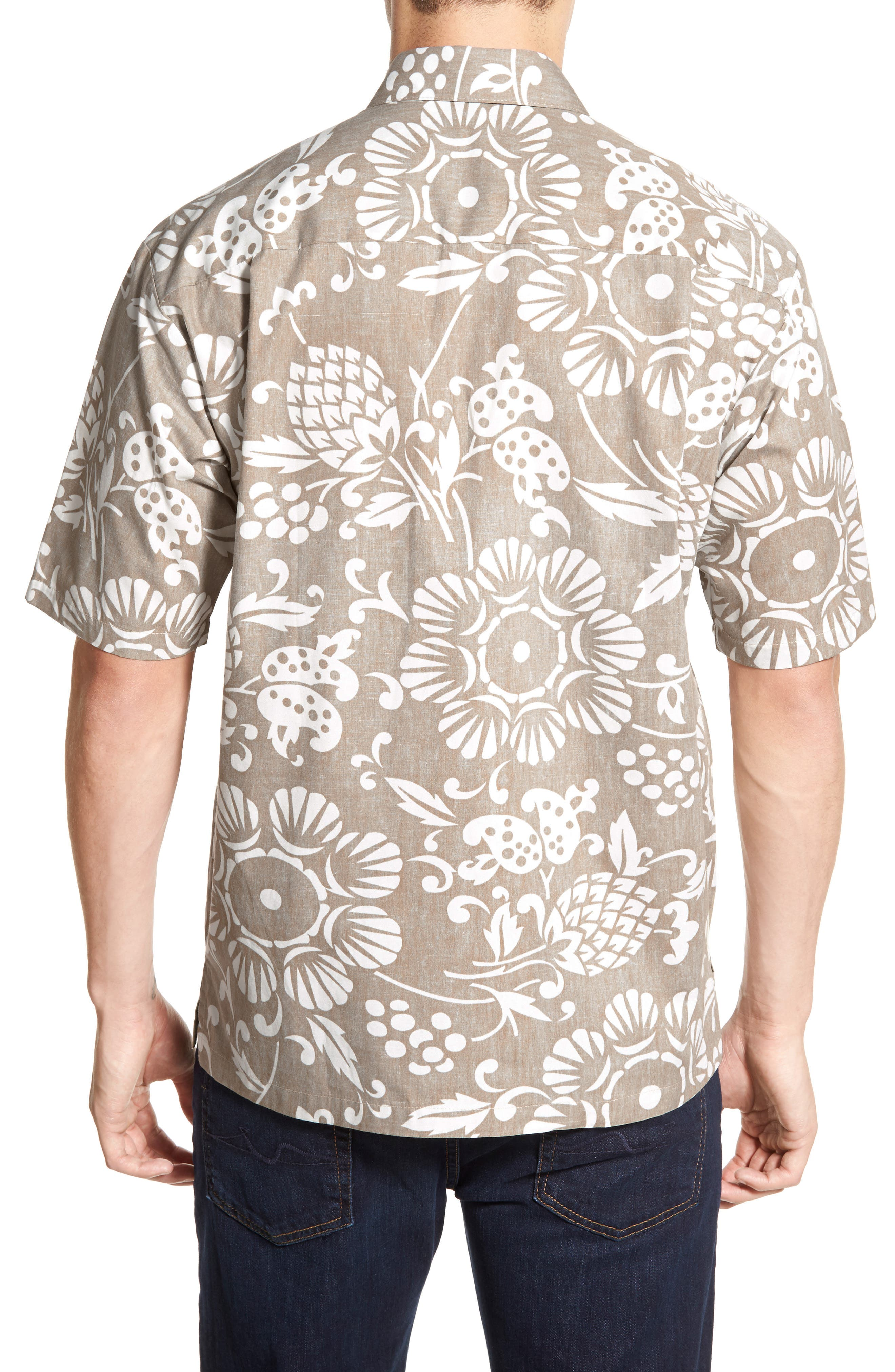 'Dukes Par' Regular Fit Sport Shirt,                             Alternate thumbnail 2, color,                             210