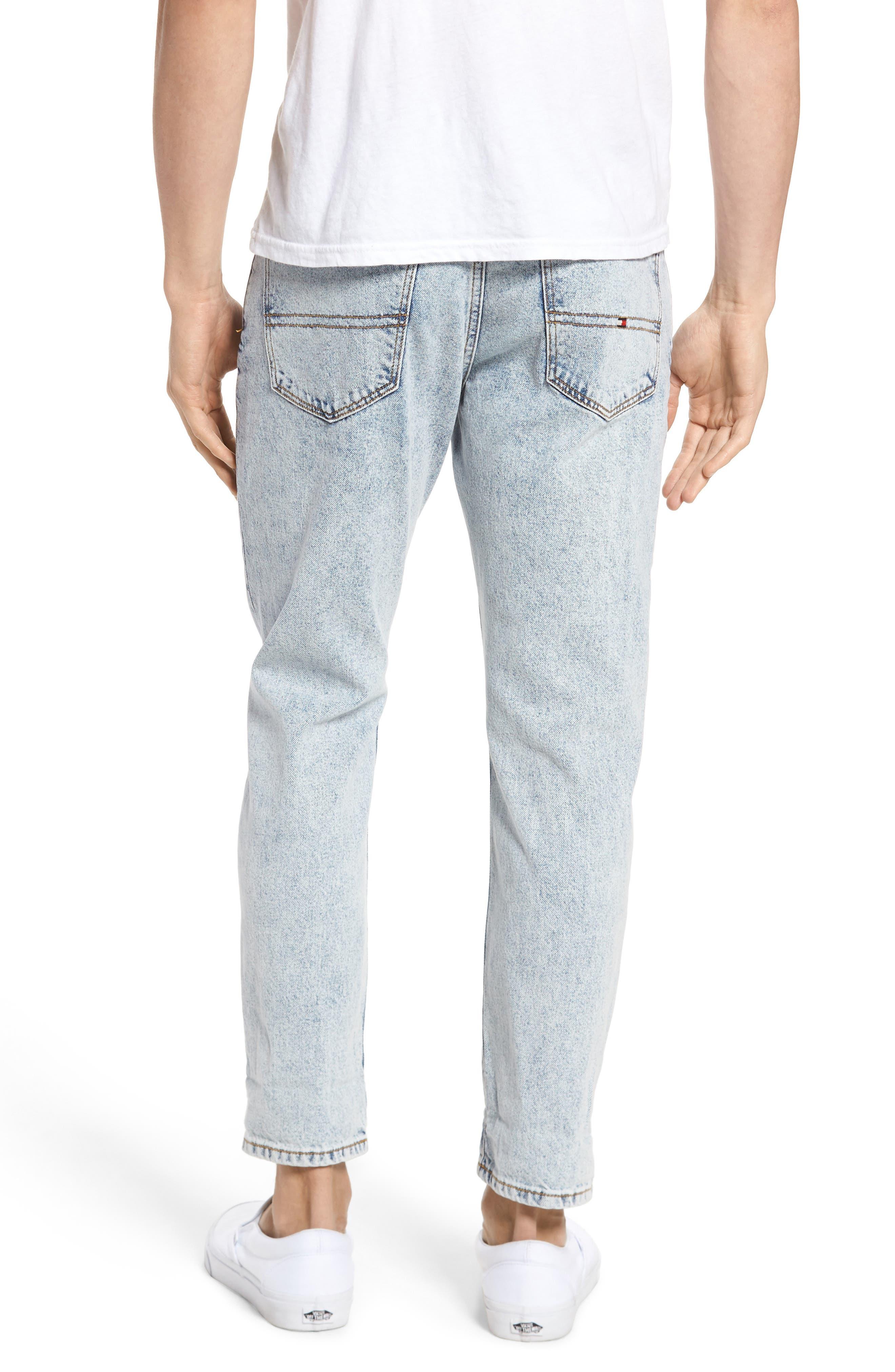 90s Classic Straight Leg Jeans,                             Alternate thumbnail 7, color,