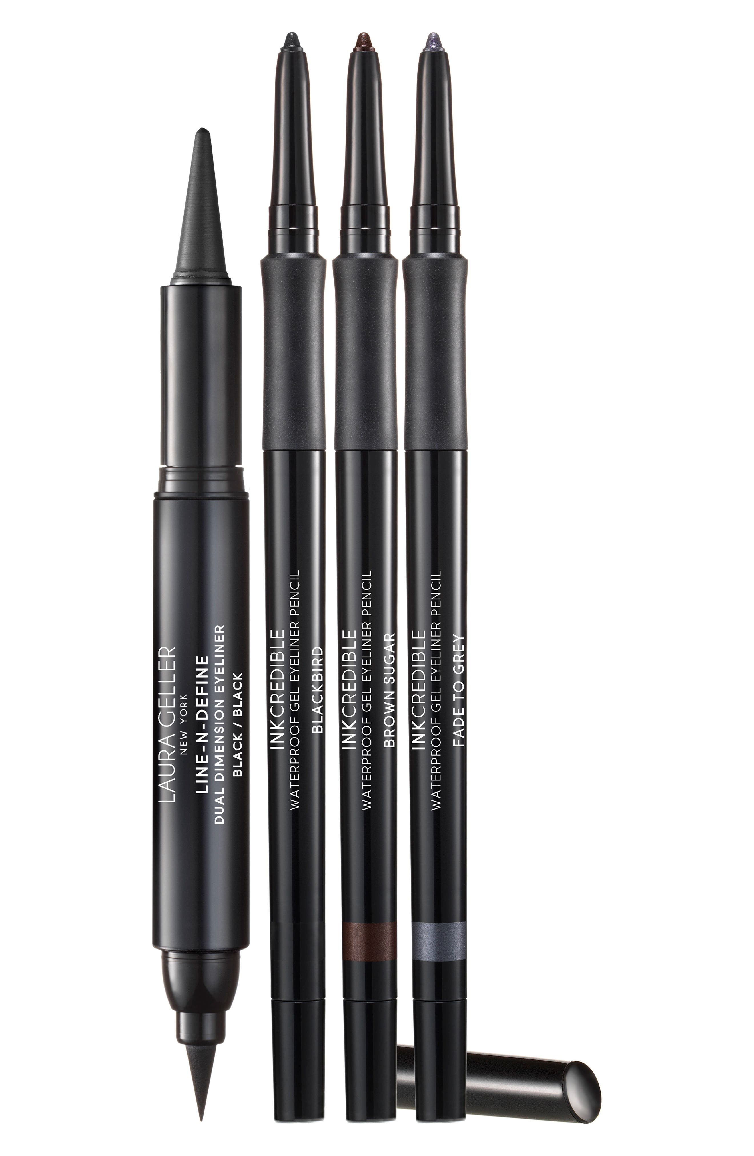 Laura Geller Beauty Smoke Show Eyeliner Kit - No Color