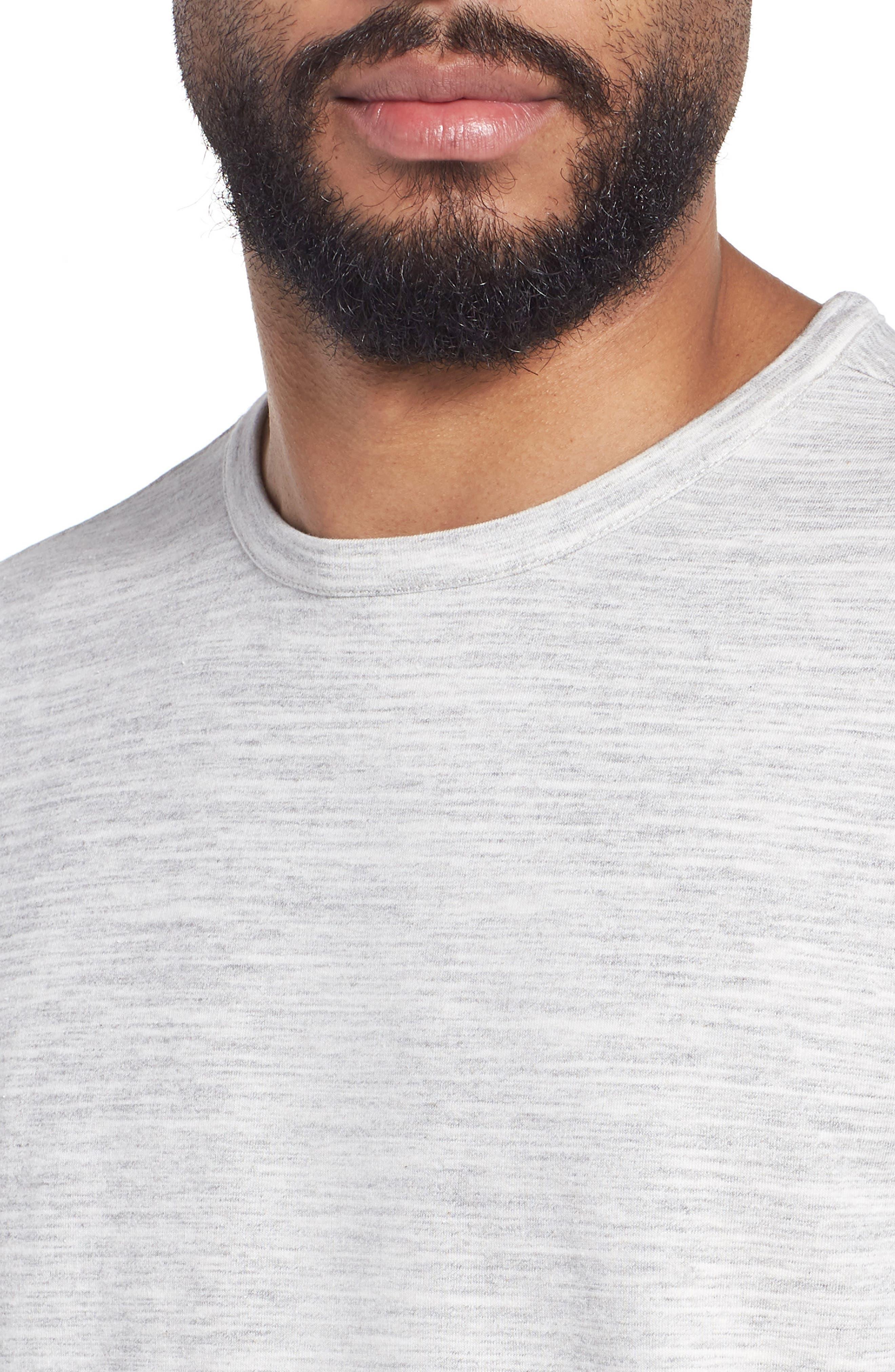 Long Sleeve T-Shirt,                             Alternate thumbnail 4, color,                             029