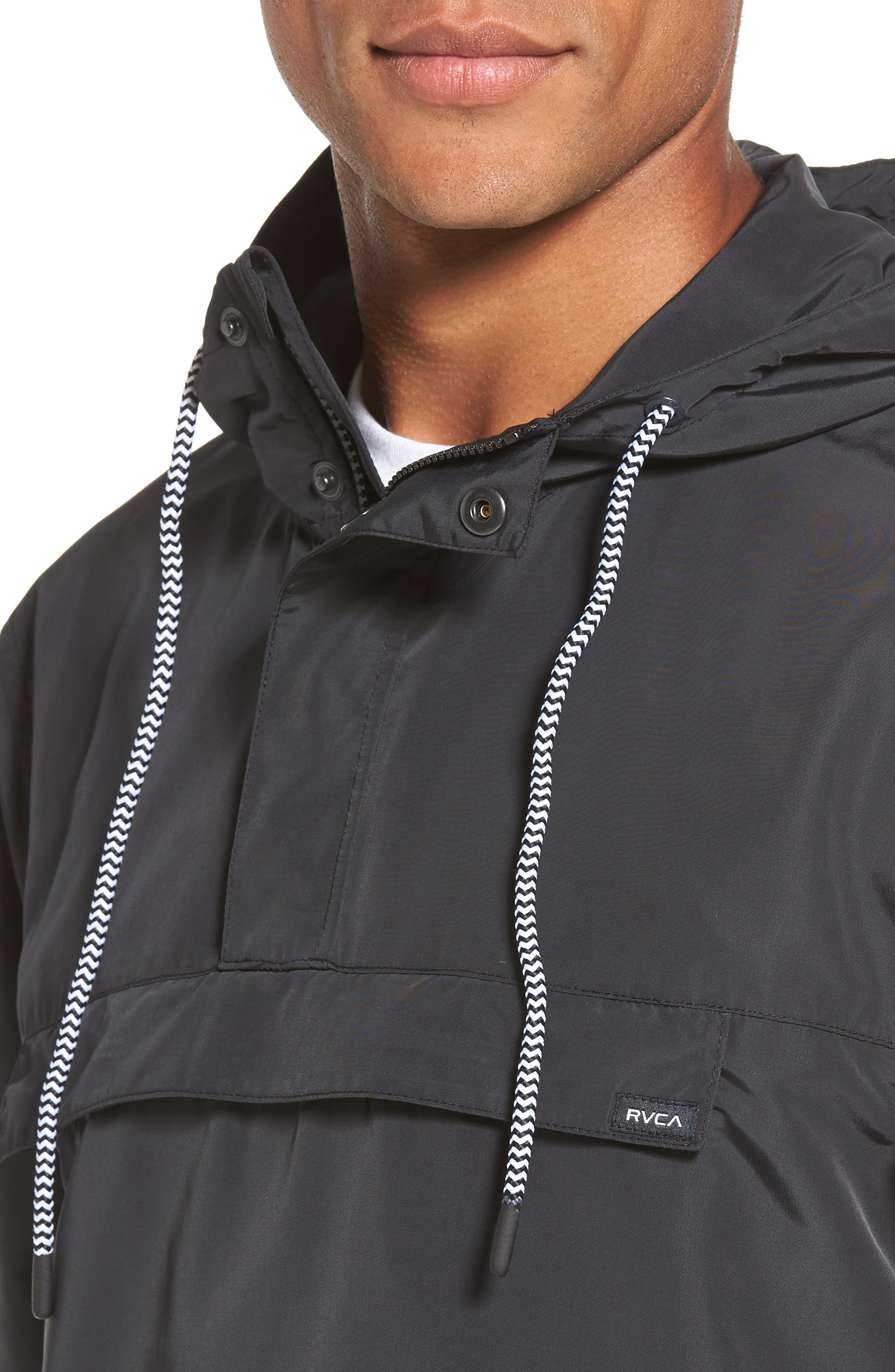 Packaway Hooded Anorak,                             Alternate thumbnail 10, color,