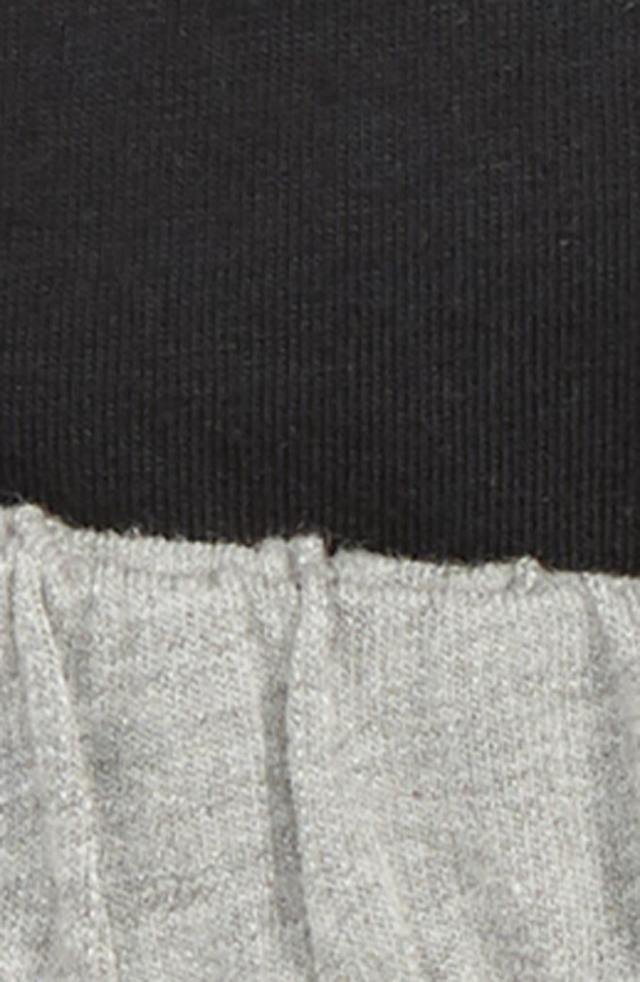 I Own the Endzone Bodysuit & Sweatpants Set,                             Alternate thumbnail 2, color,                             088