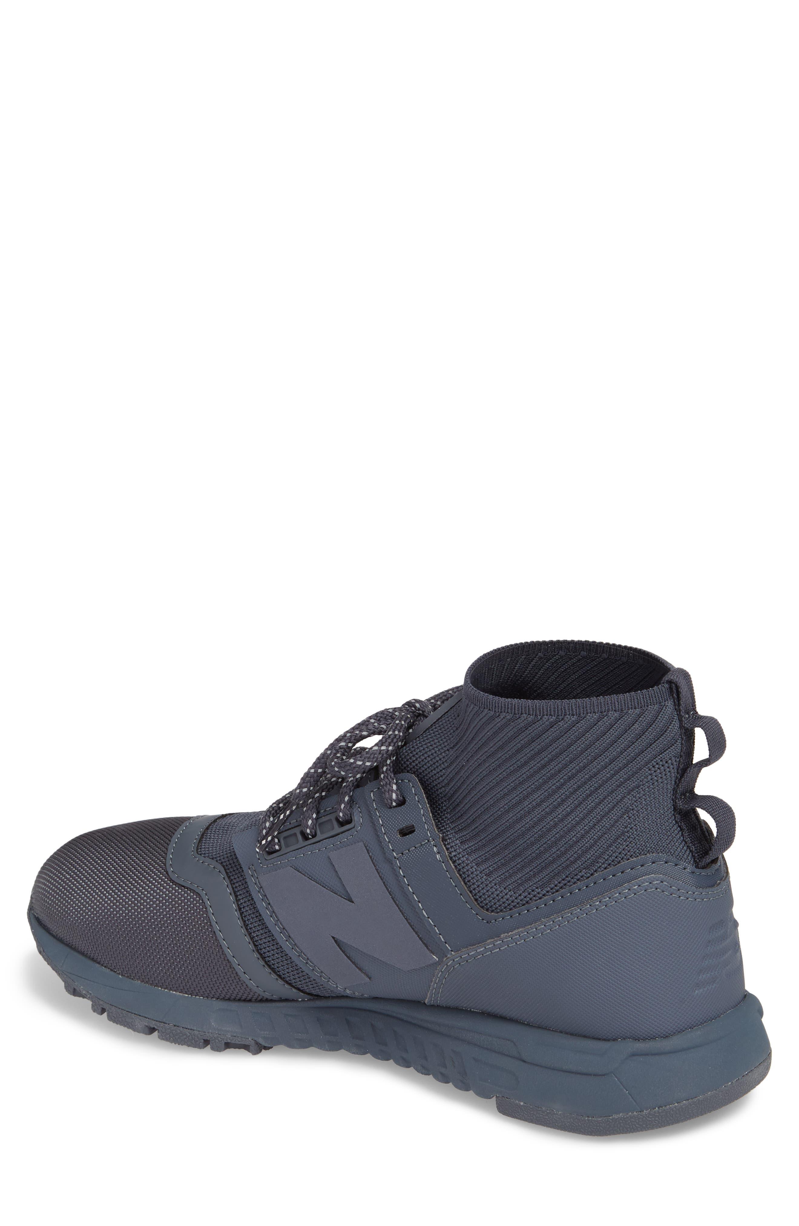 247 Mid Sneaker,                             Alternate thumbnail 8, color,