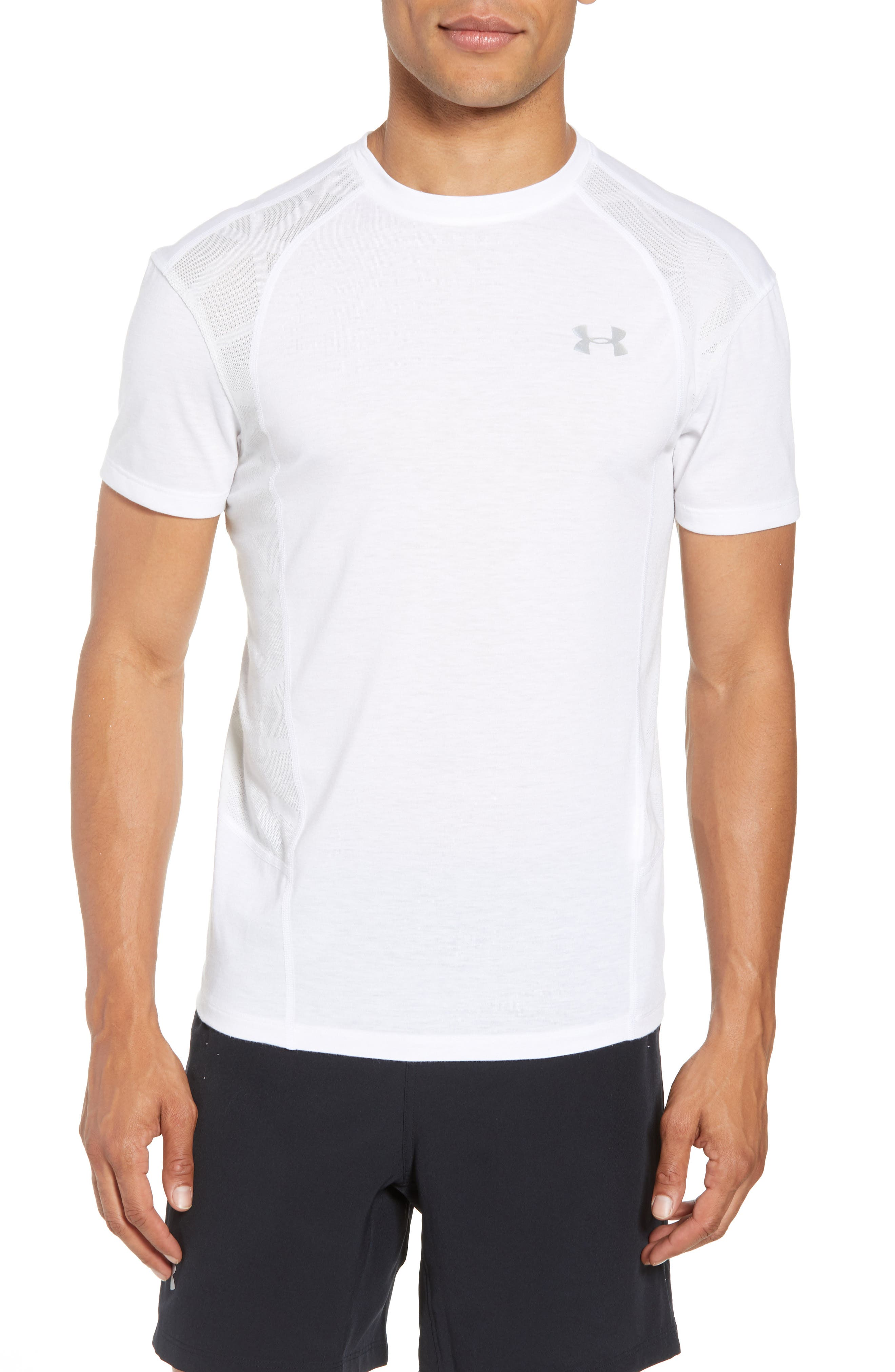 Threadborne Swyft Trim Fit Tee,                         Main,                         color, 100