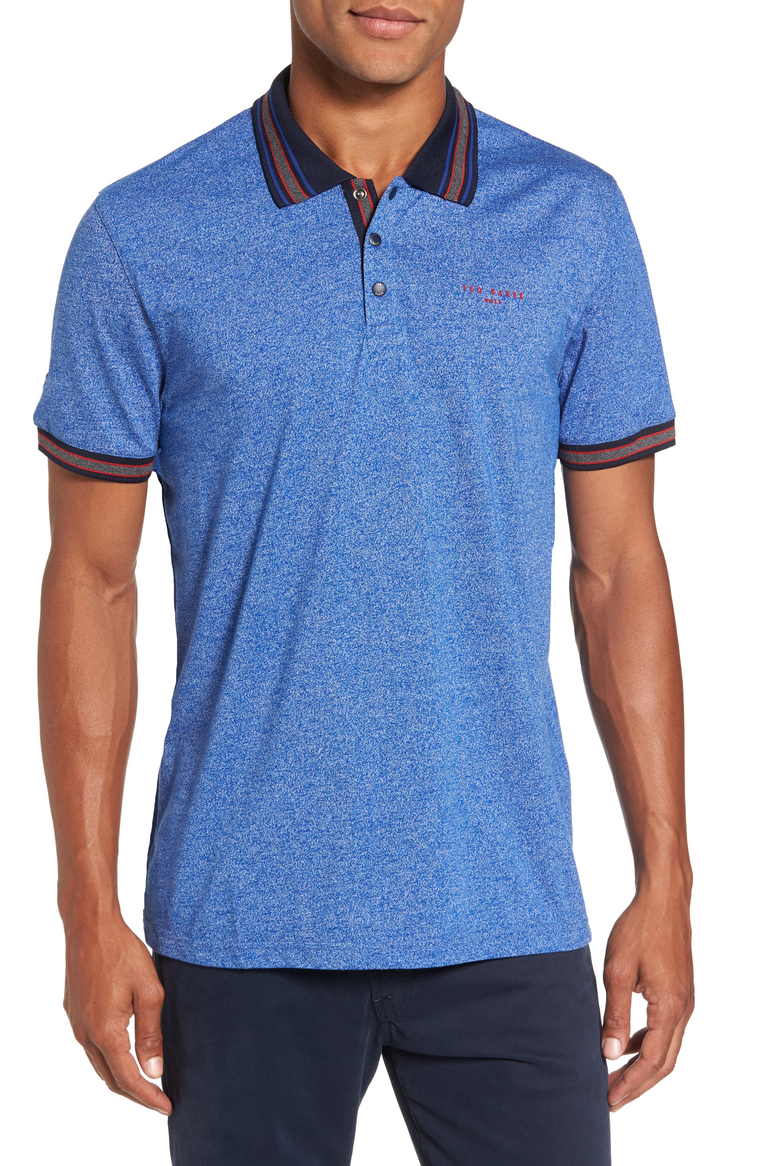 Fore Mouline Golf Polo,                             Main thumbnail 2, color,