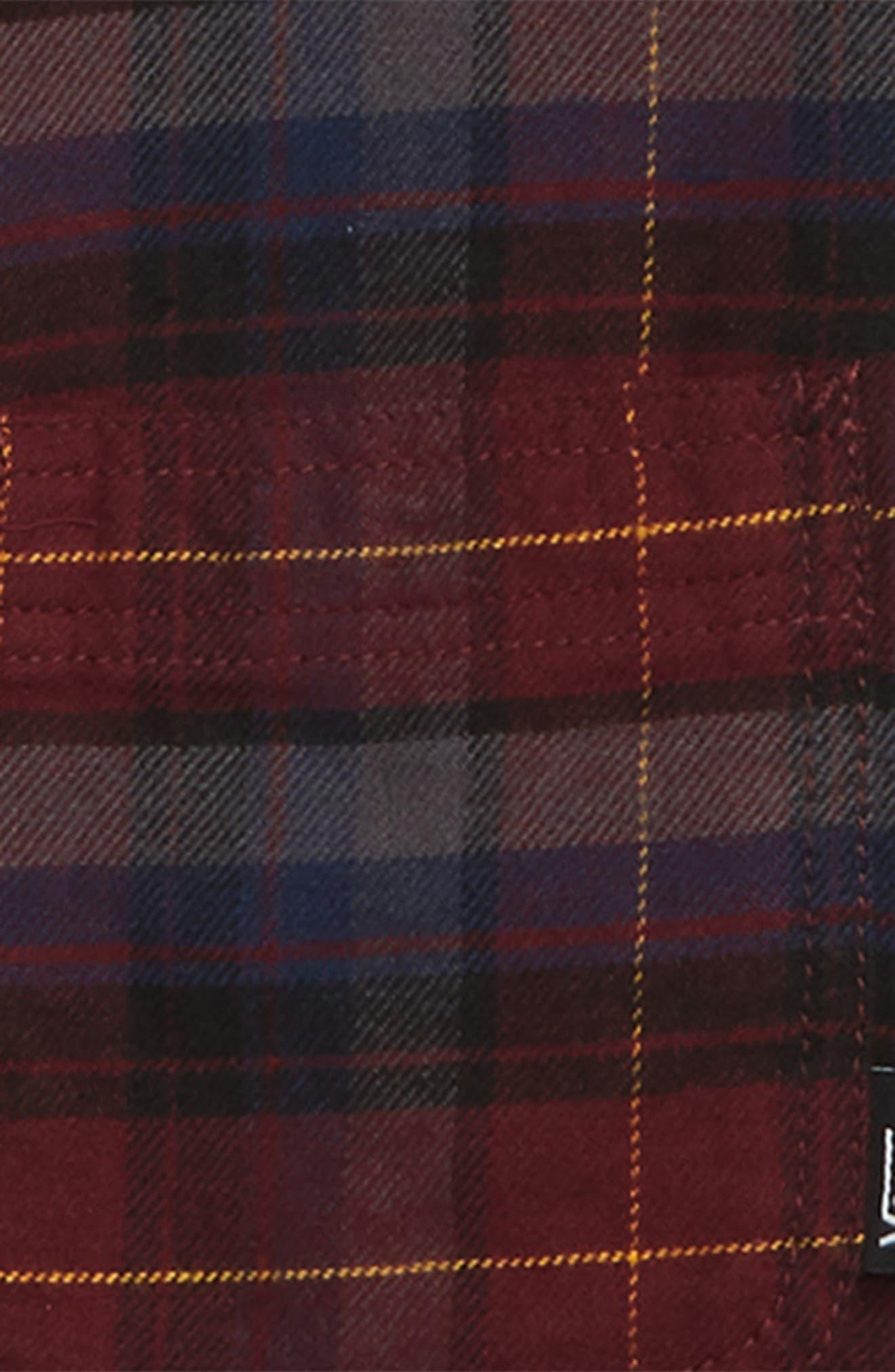 Banfield III Plaid Flannel Shirt,                             Alternate thumbnail 2, color,                             601