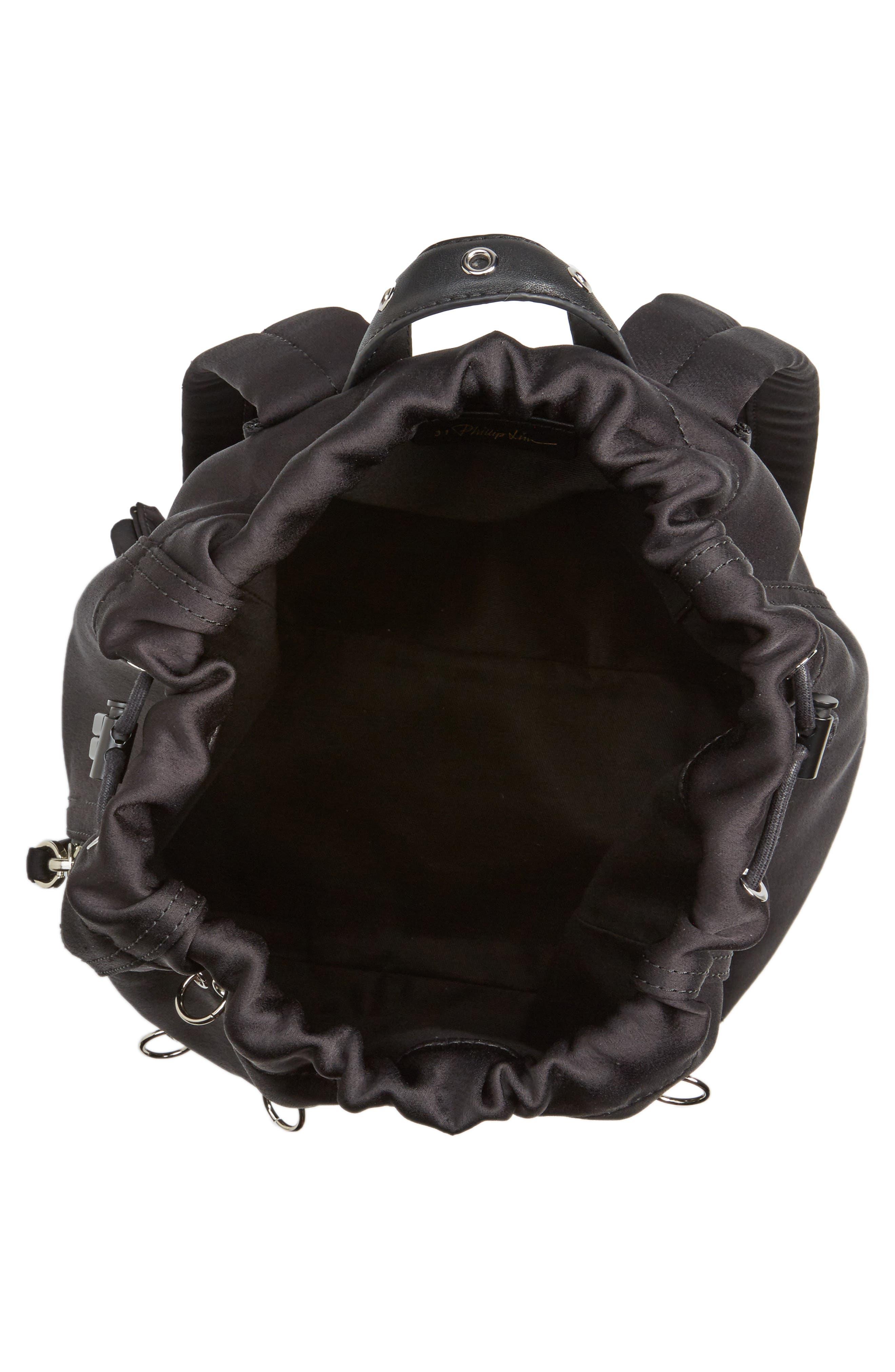 Mini Go-Go Backpack,                             Alternate thumbnail 4, color,                             001