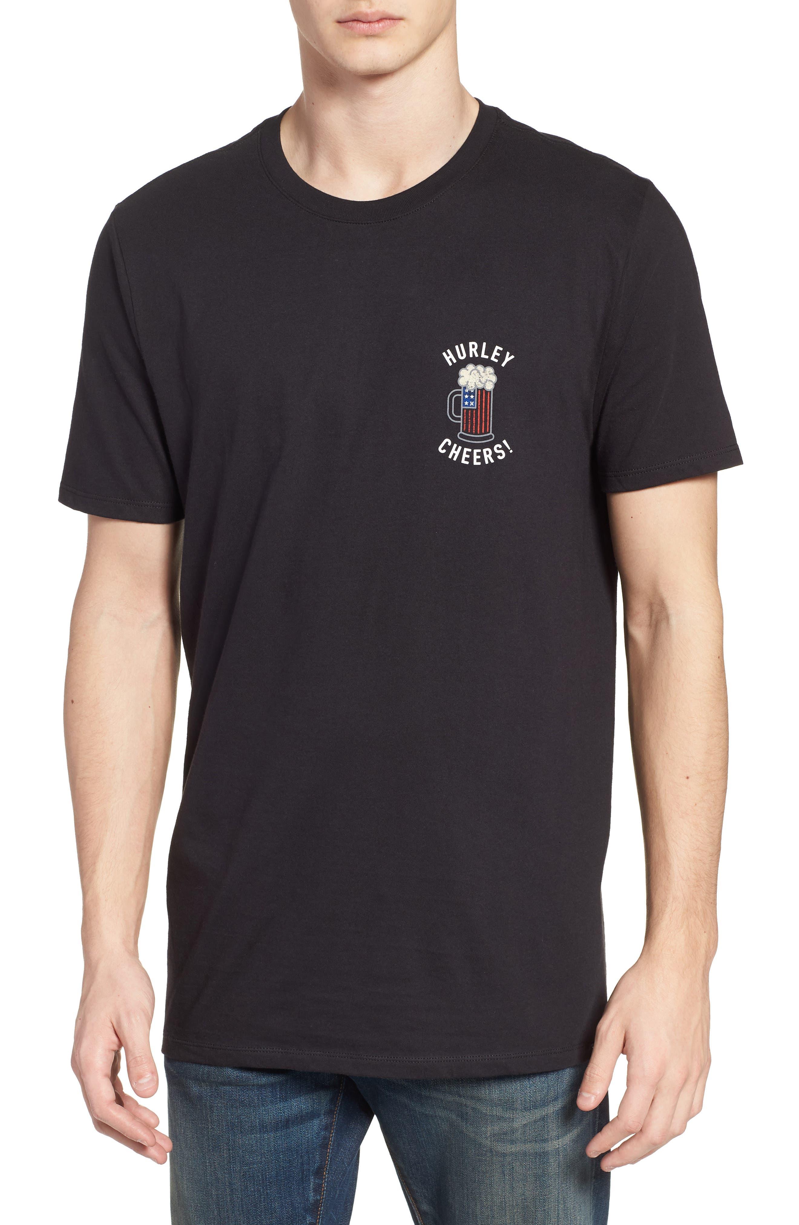 Cheers Bro T-Shirt,                             Main thumbnail 1, color,                             010