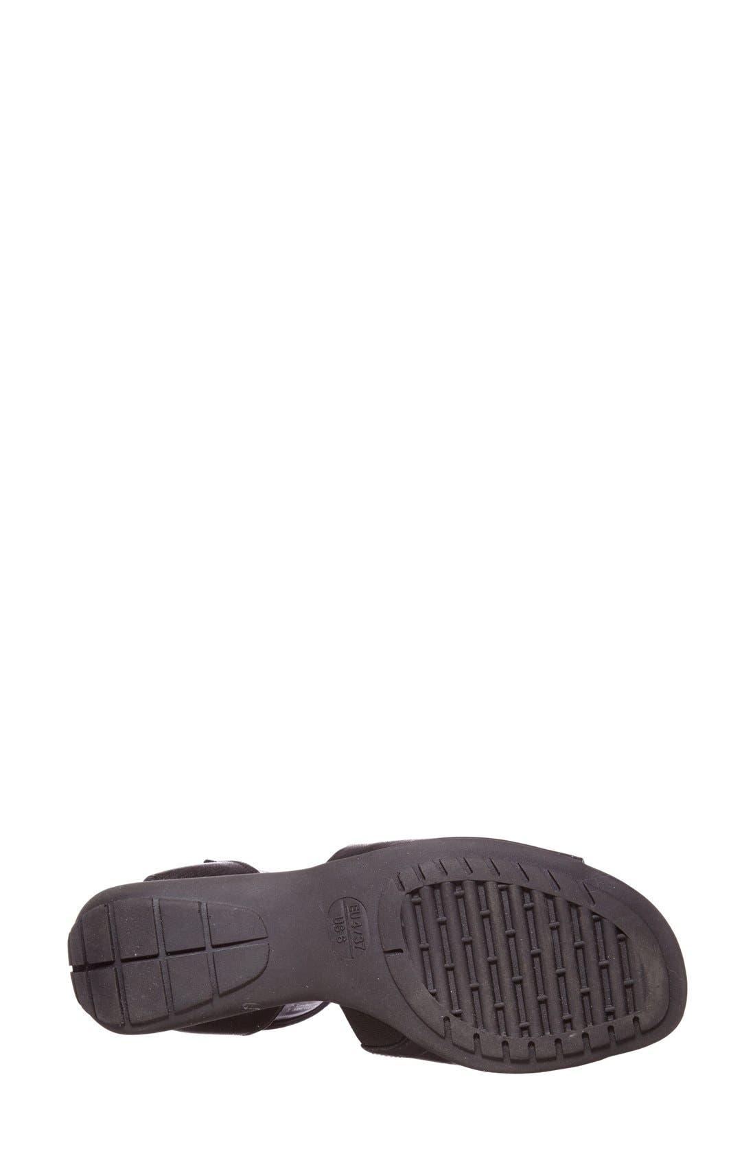 'Beglad' Leather Ankle Strap Sandal,                             Alternate thumbnail 54, color,