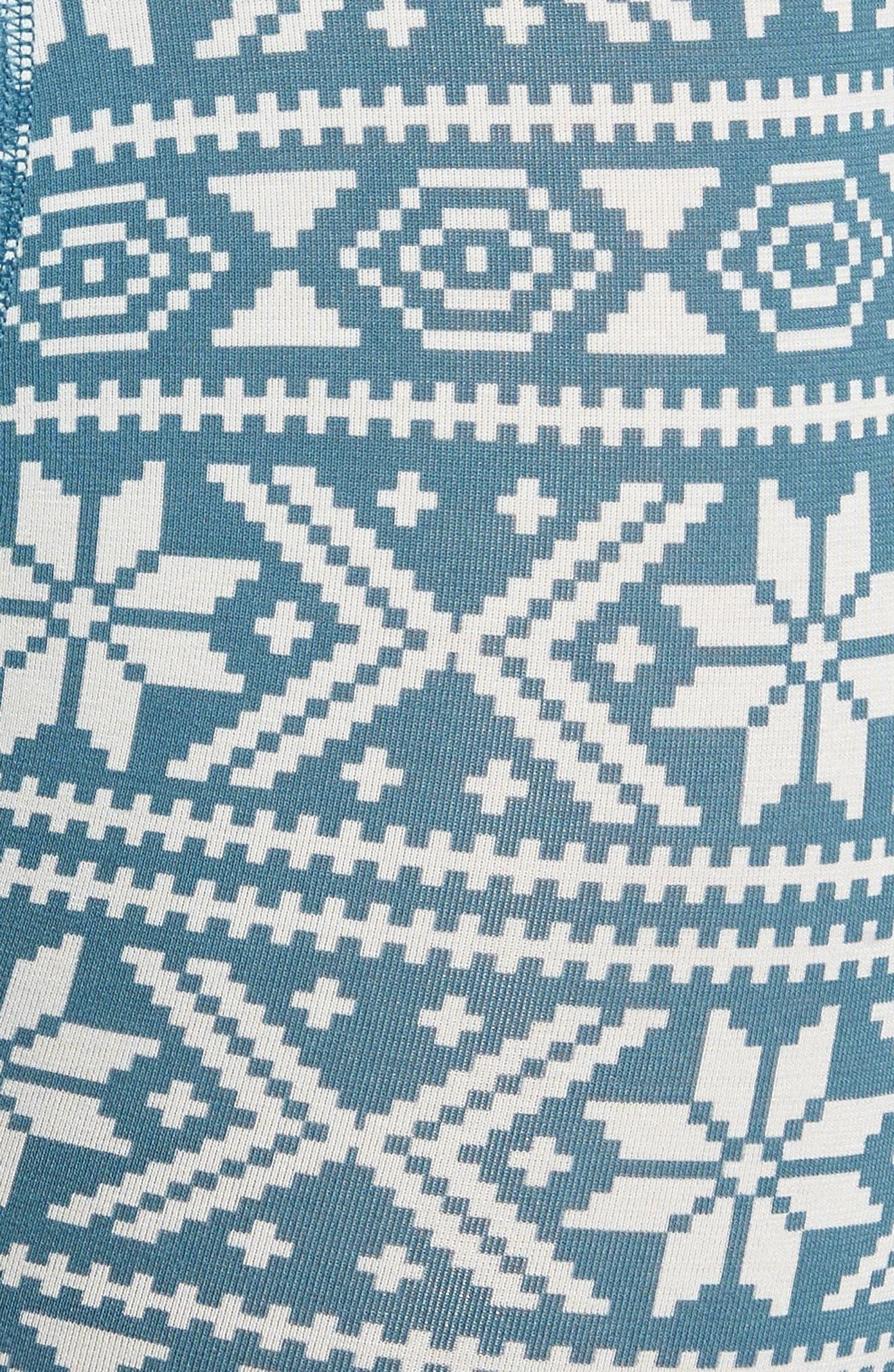 Cool Cotton Nordic Trunks,                             Alternate thumbnail 5, color,                             BALSAM