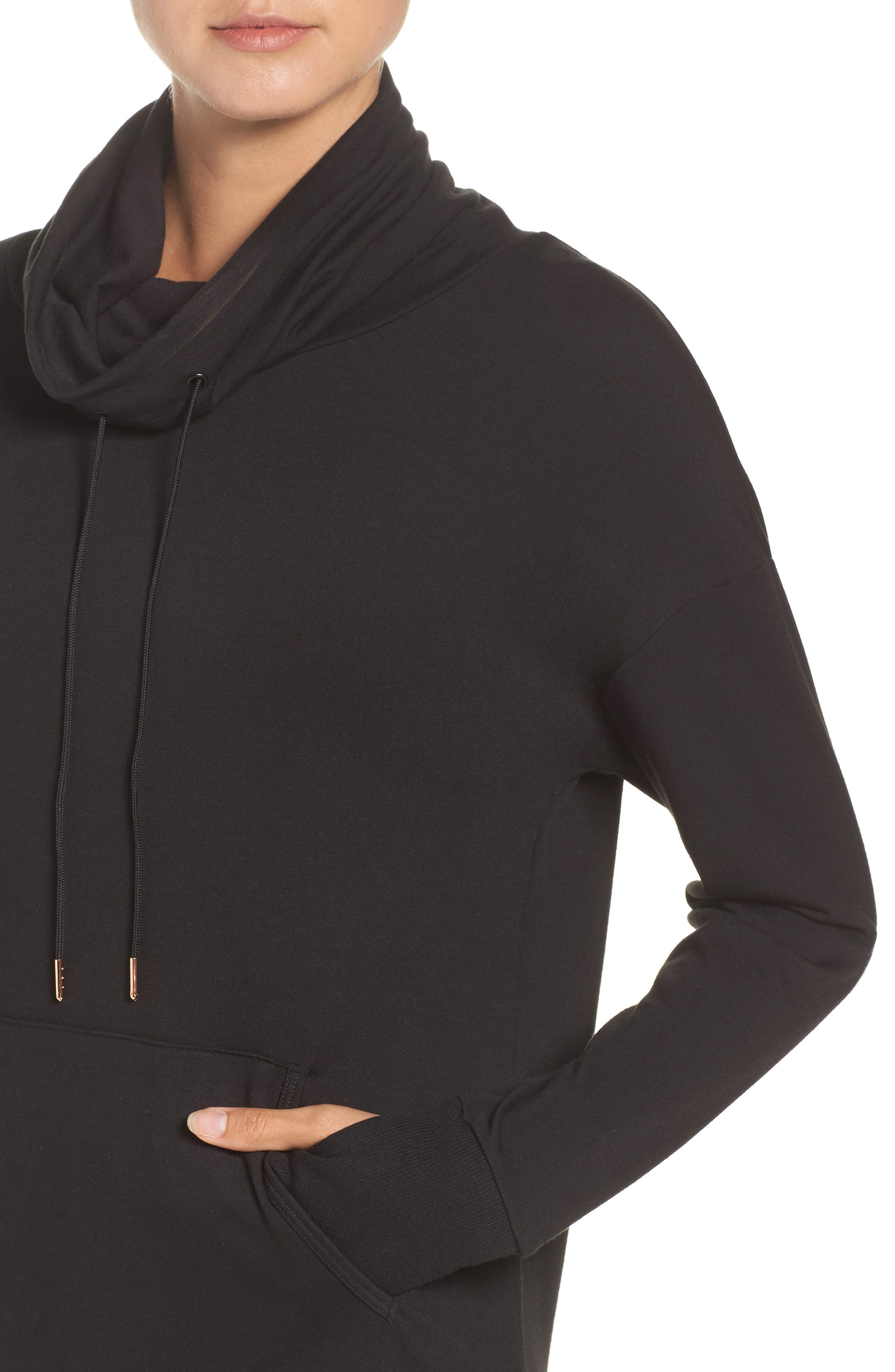 Jersey Pullover,                             Alternate thumbnail 4, color,                             001