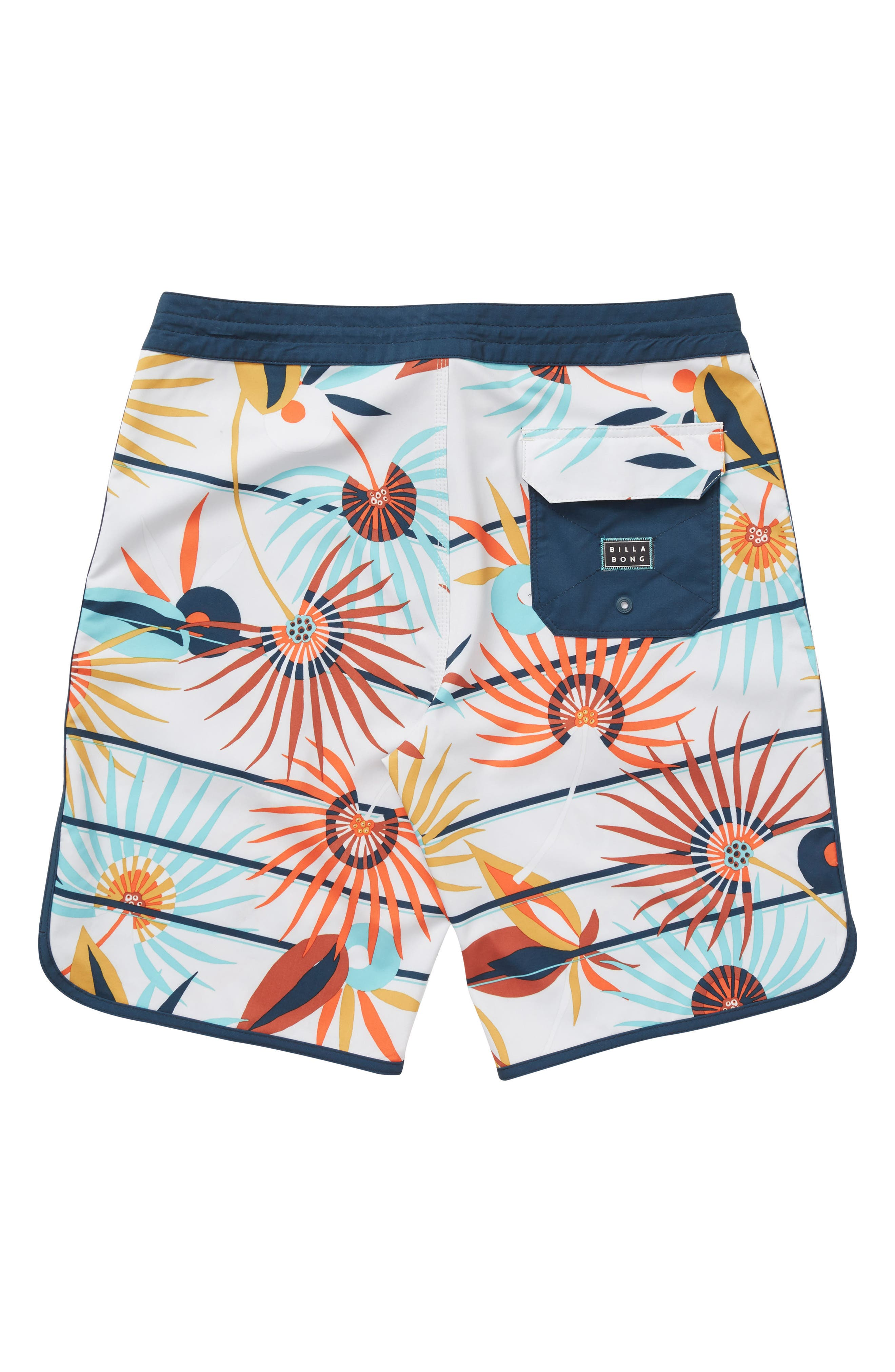 73 LT Lineup Swim Trunks,                             Alternate thumbnail 3, color,