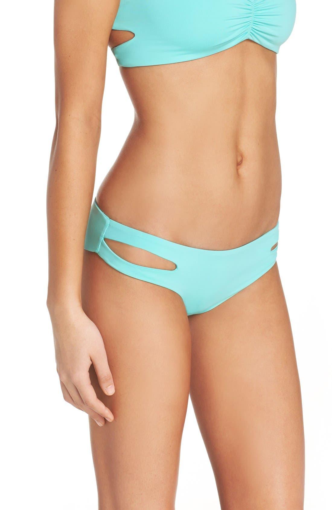 Estella Classic Bikini Bottoms,                             Alternate thumbnail 82, color,