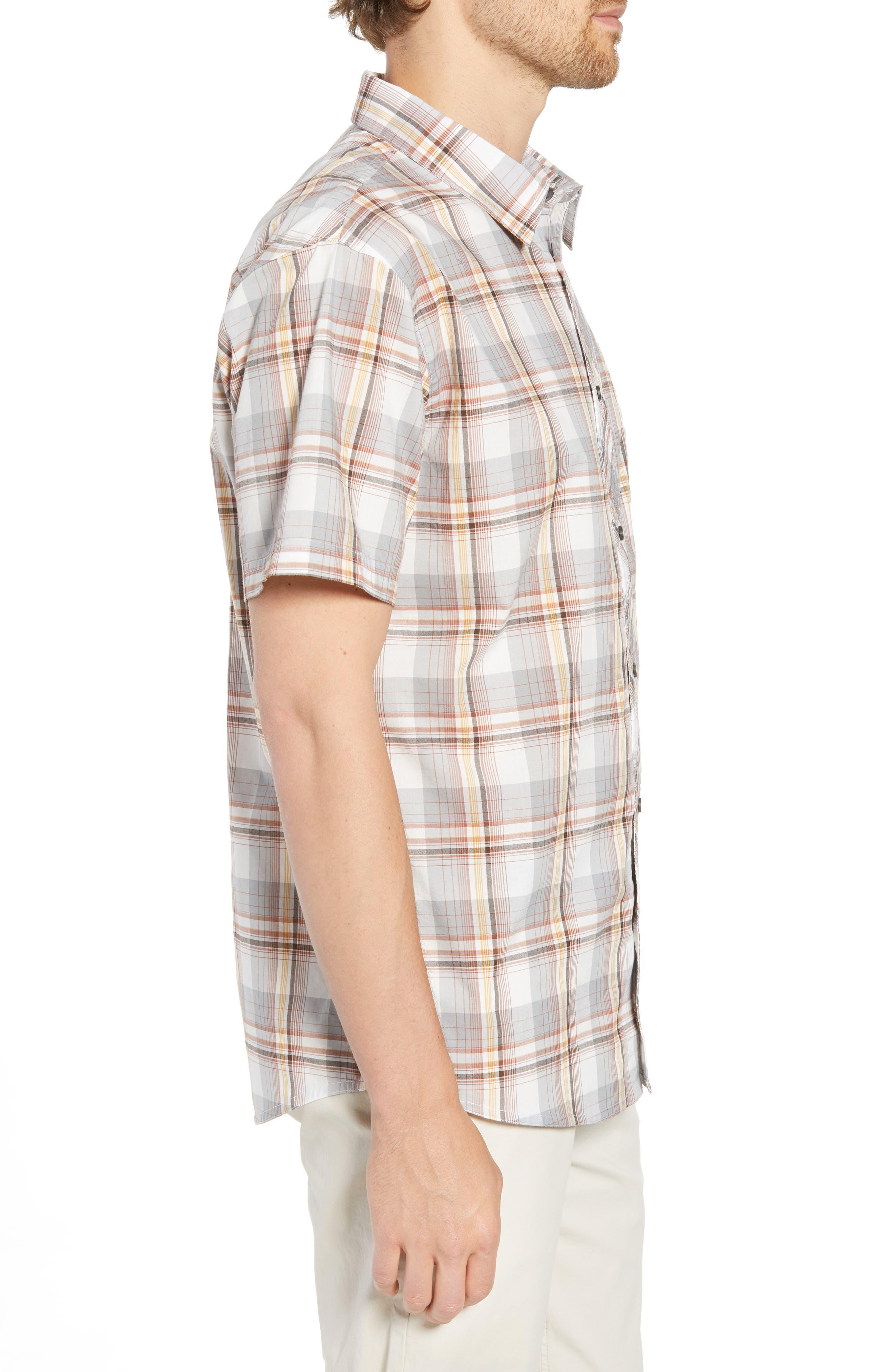 Gentry Short Sleeve Shirt,                             Alternate thumbnail 8, color,