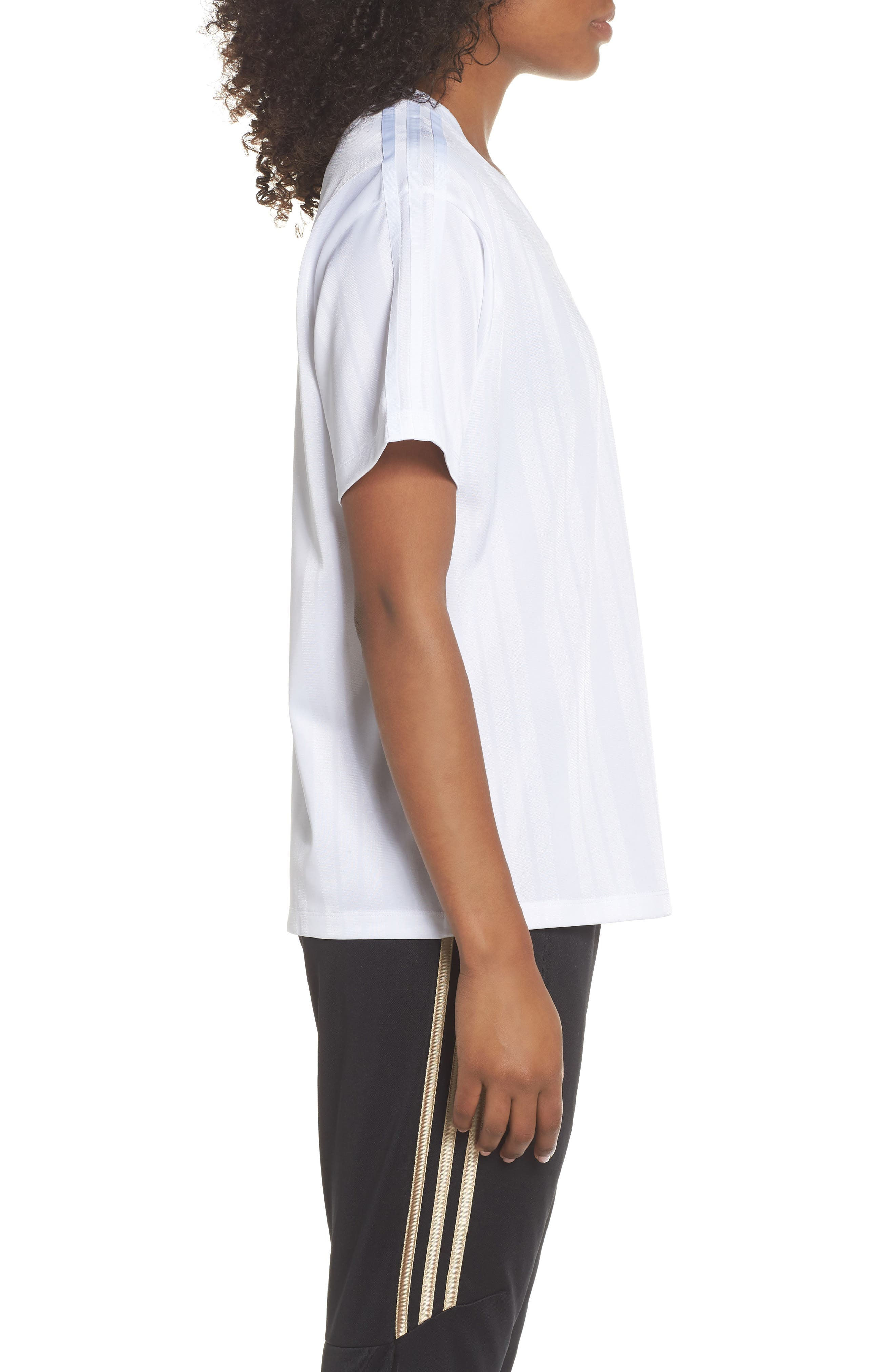 Originals Fashion League Jersey Tee,                             Alternate thumbnail 3, color,                             100