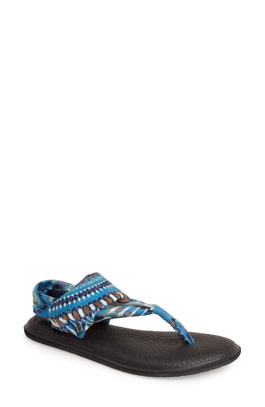 'Yoga Sling 2' Sandal,                             Main thumbnail 18, color,