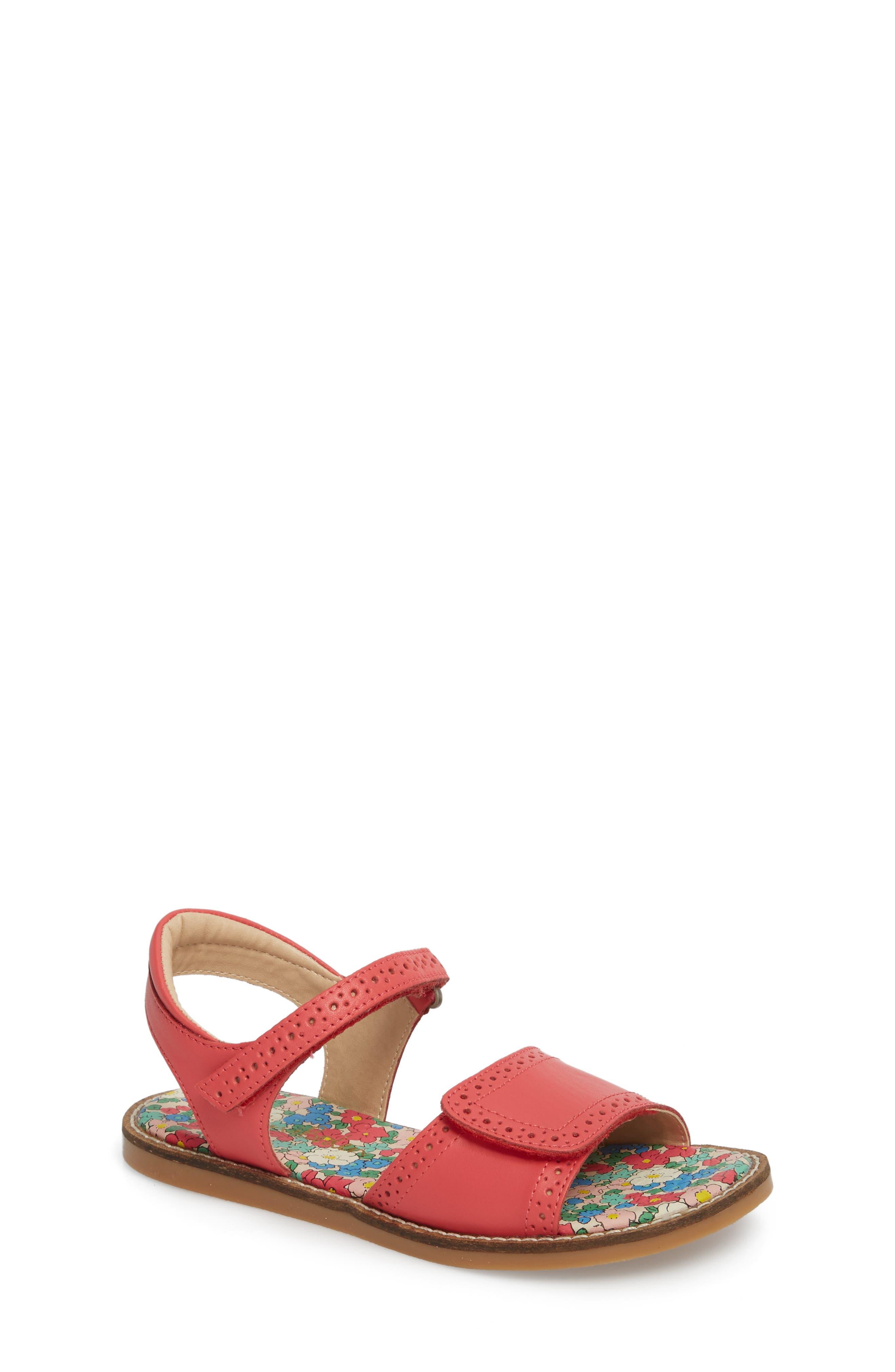 Adjustable Quarter Strap Sandal,                             Main thumbnail 2, color,