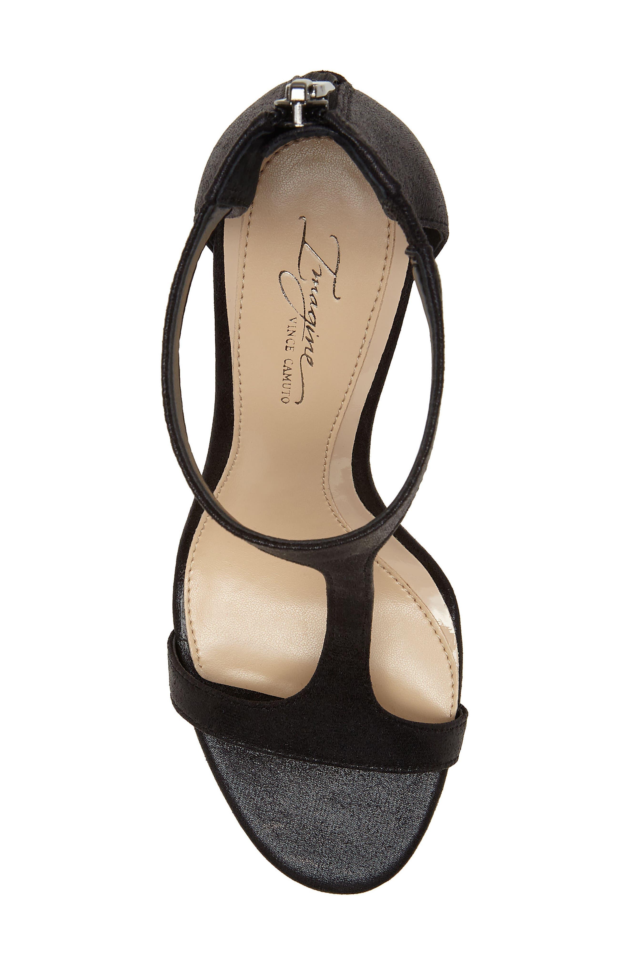 'Phoebe' Embellished T-Strap Sandal,                             Alternate thumbnail 49, color,