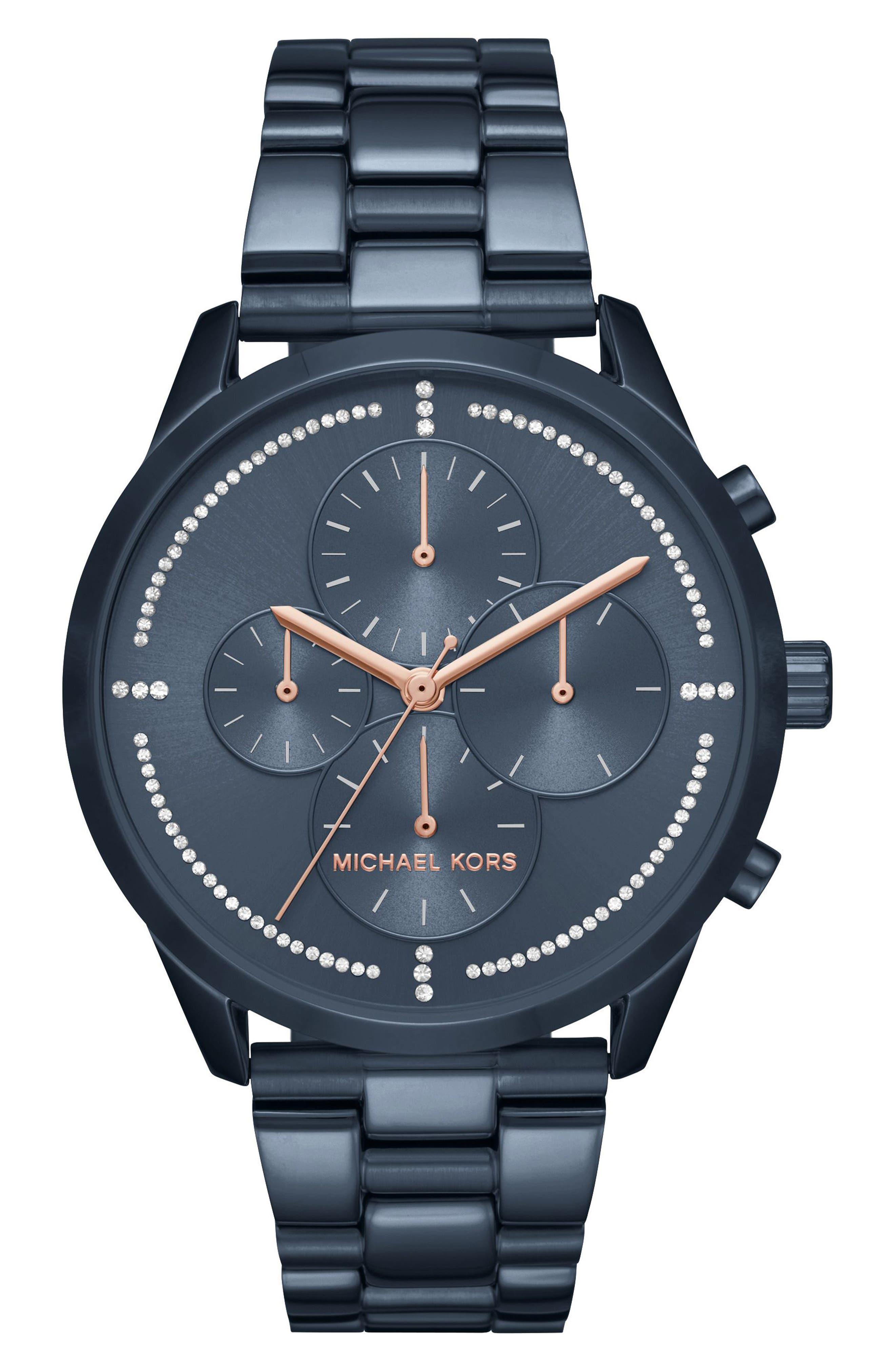 Slater Chronograph Bracelet Watch, 40mm,                             Main thumbnail 2, color,