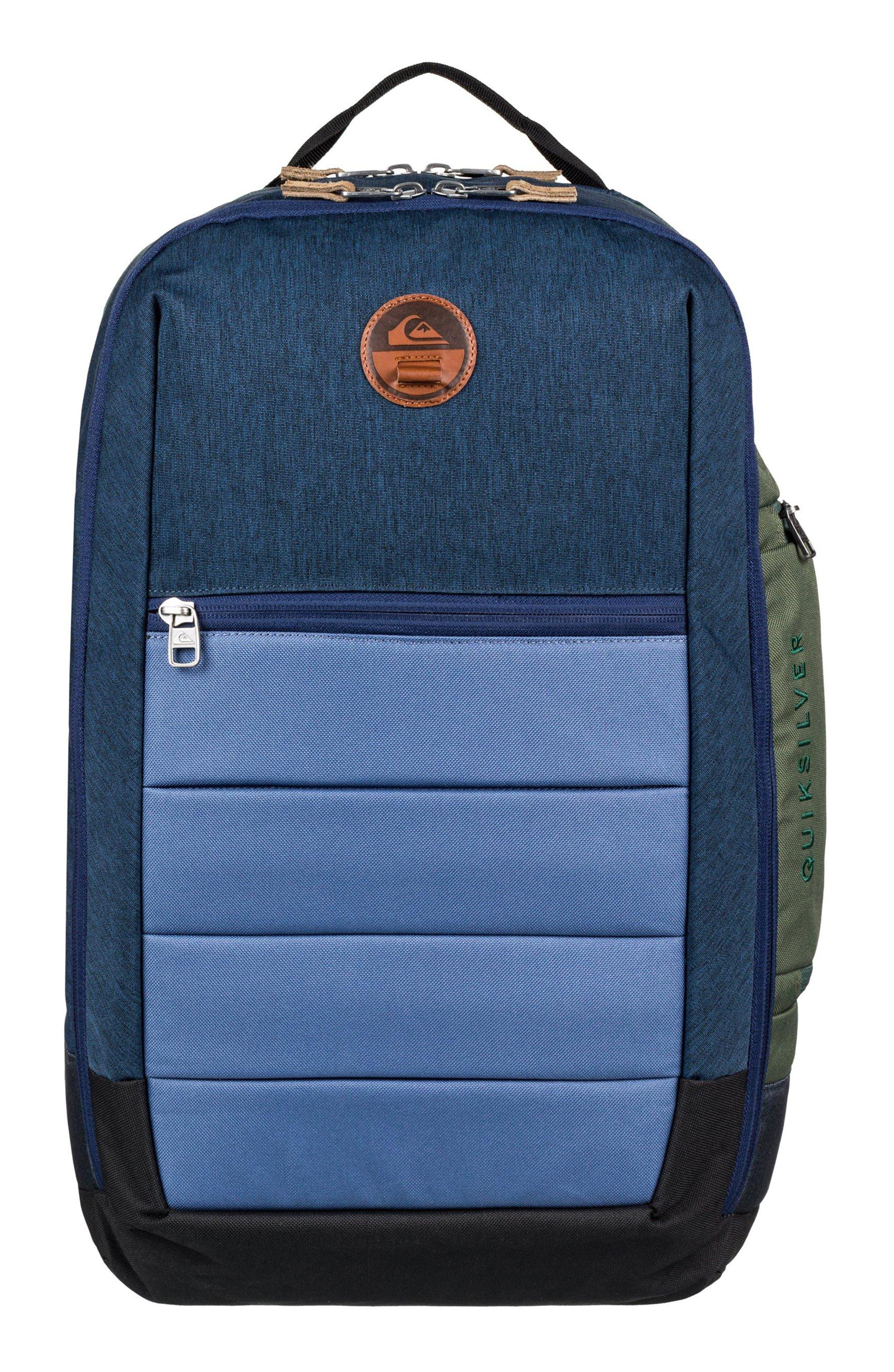 Quiksilver 25L Upshot Plus Backpack - Grey
