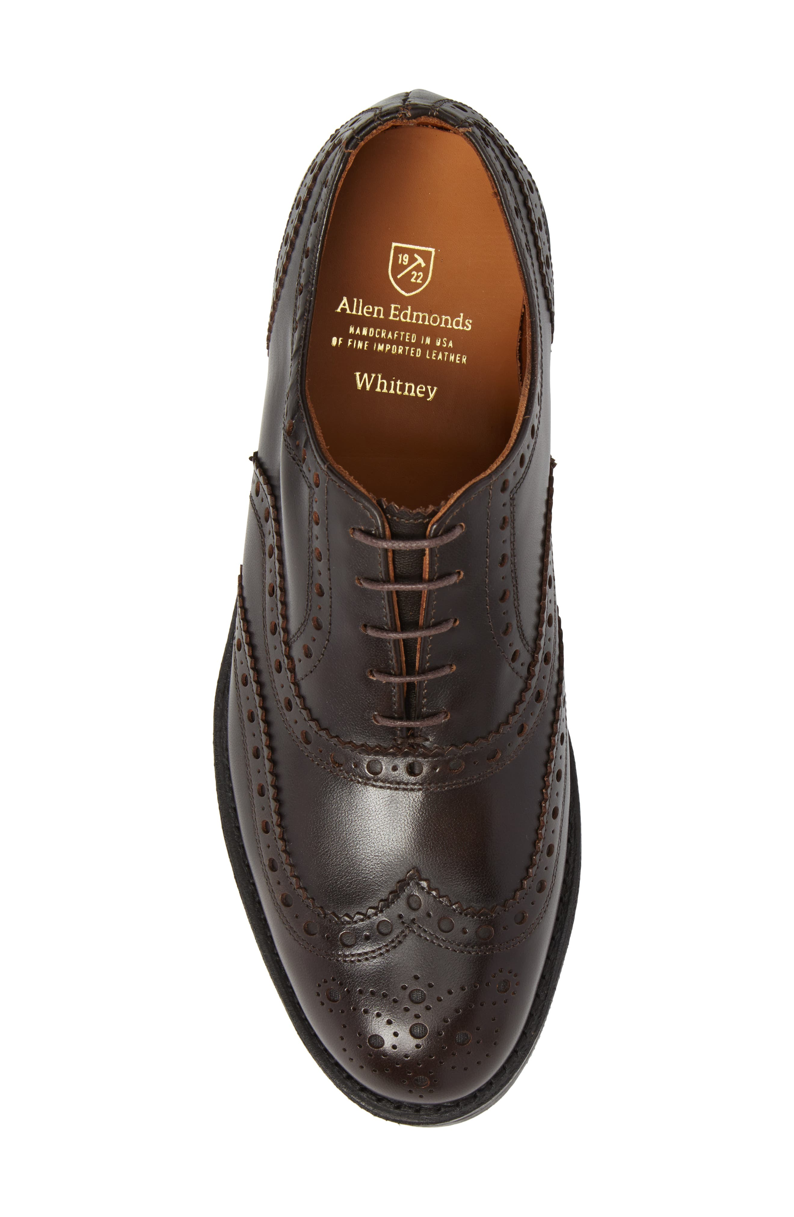 Whitney Wingtip Men),                             Alternate thumbnail 10, color,