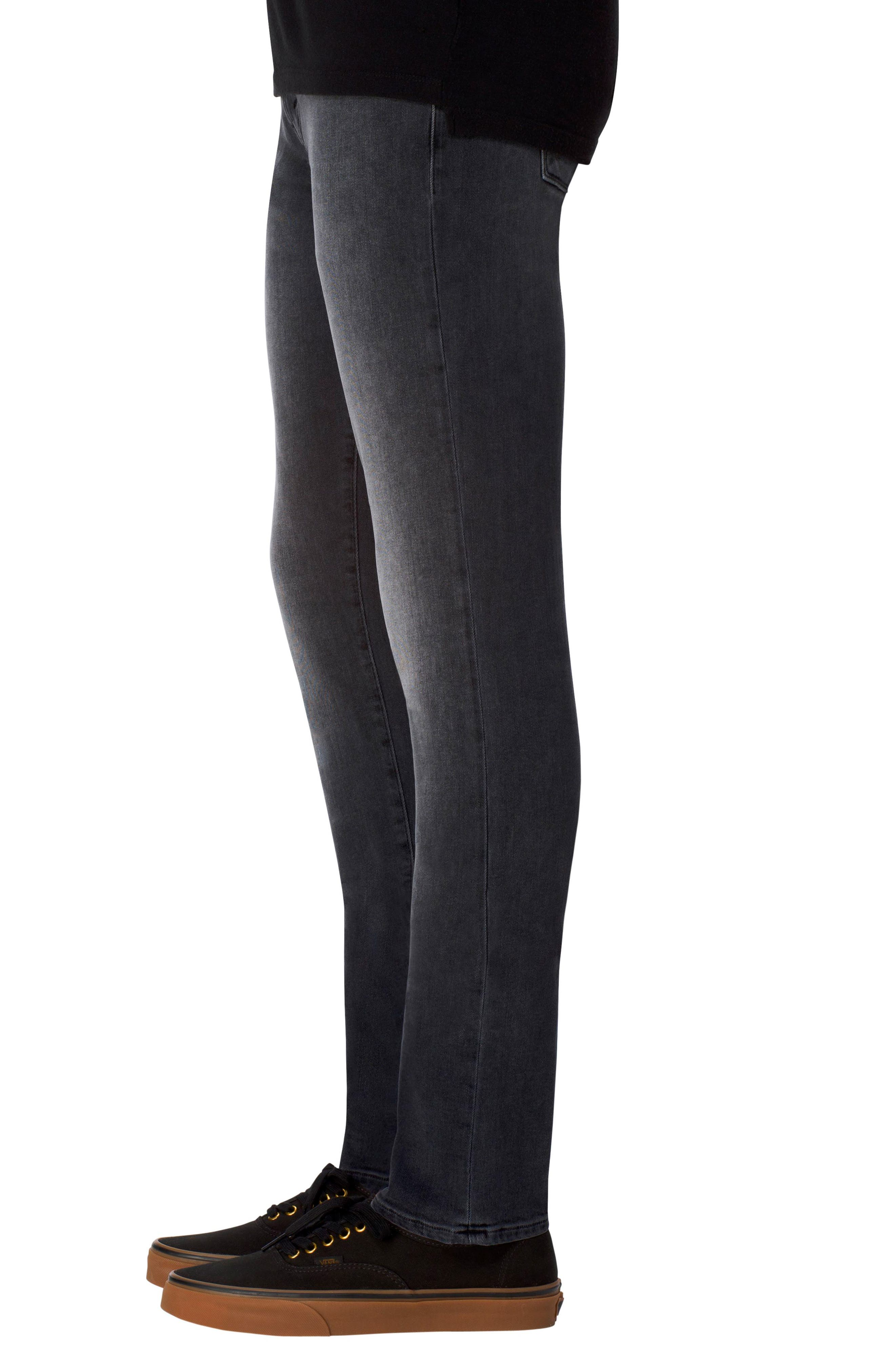 Skinny Jeans,                             Alternate thumbnail 3, color,                             100