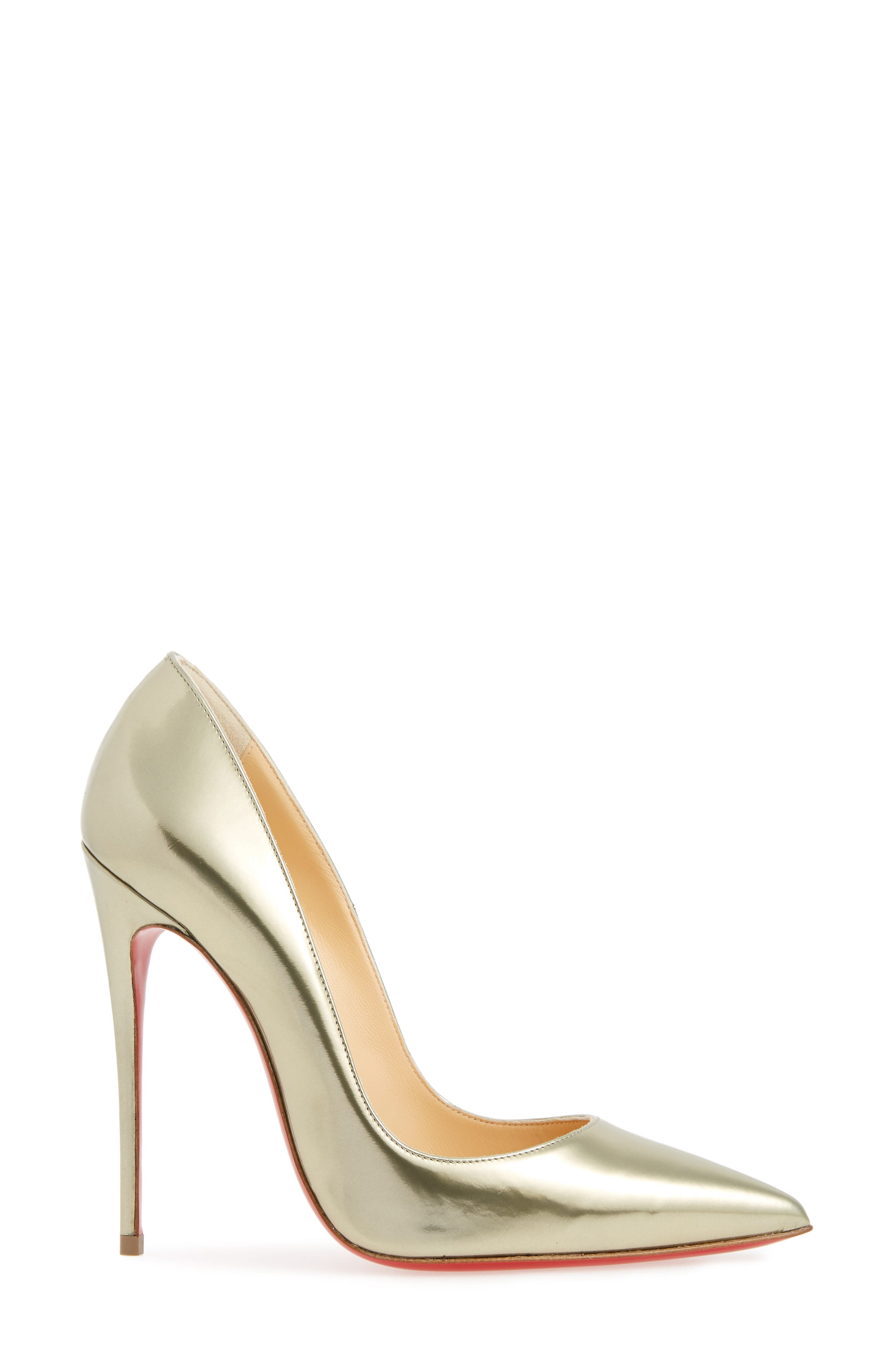 So Kate Pointy Toe Pump,                             Alternate thumbnail 3, color,                             711