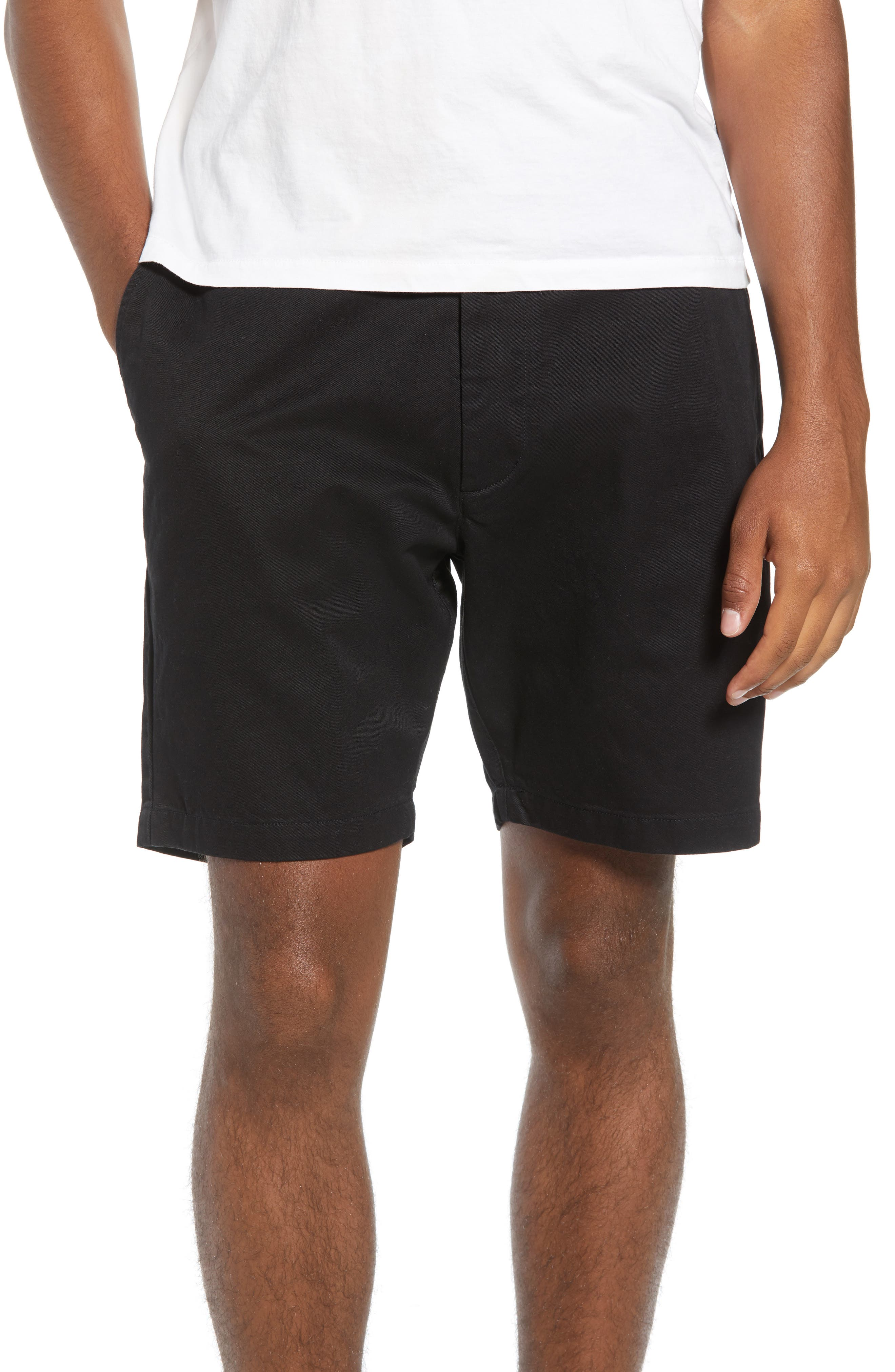 SATURDAYS NYC Evan Shorts, Main, color, 001