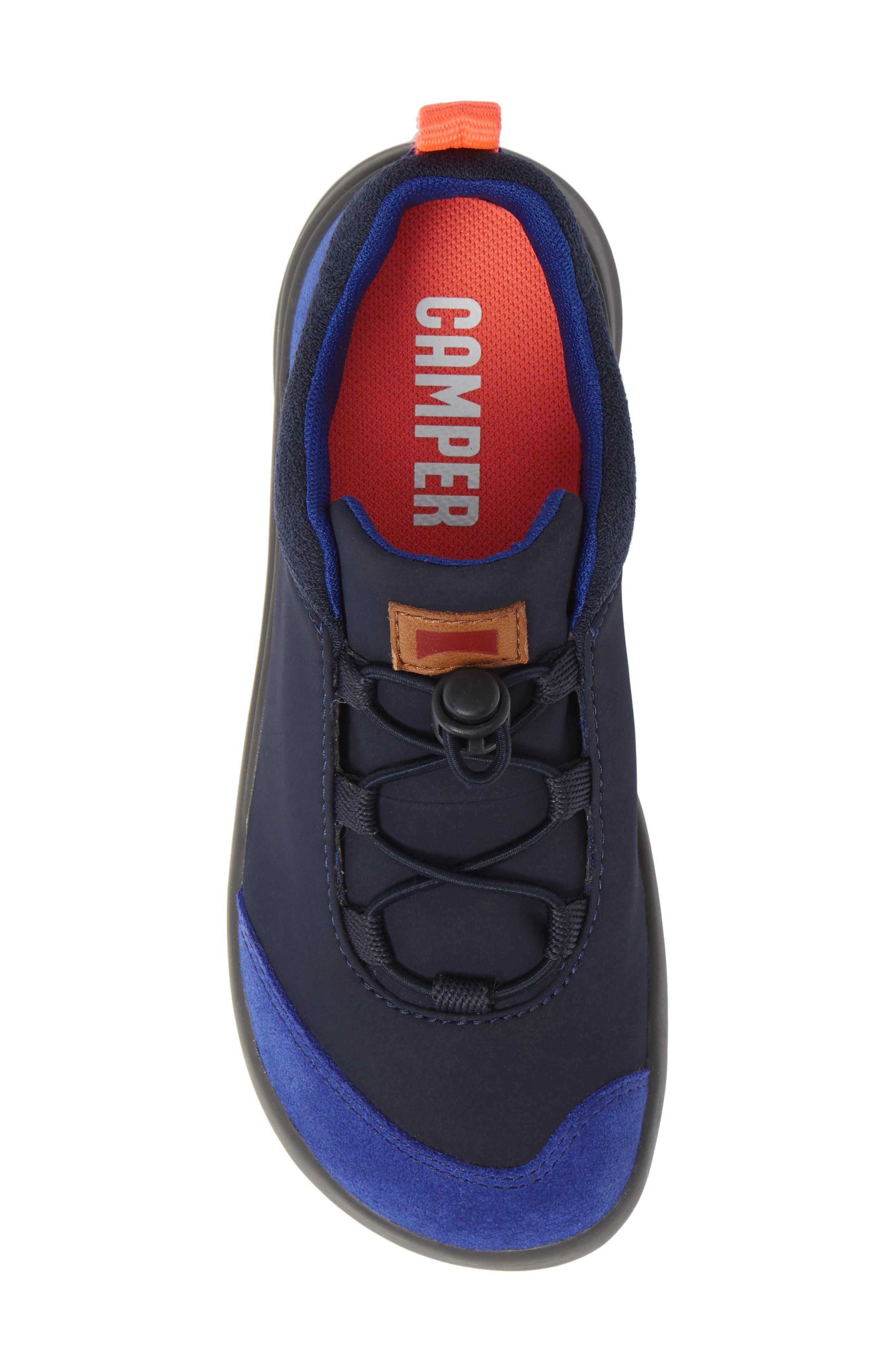 Ergo Hybrid Sneaker,                             Alternate thumbnail 5, color,                             BLUE MULTI