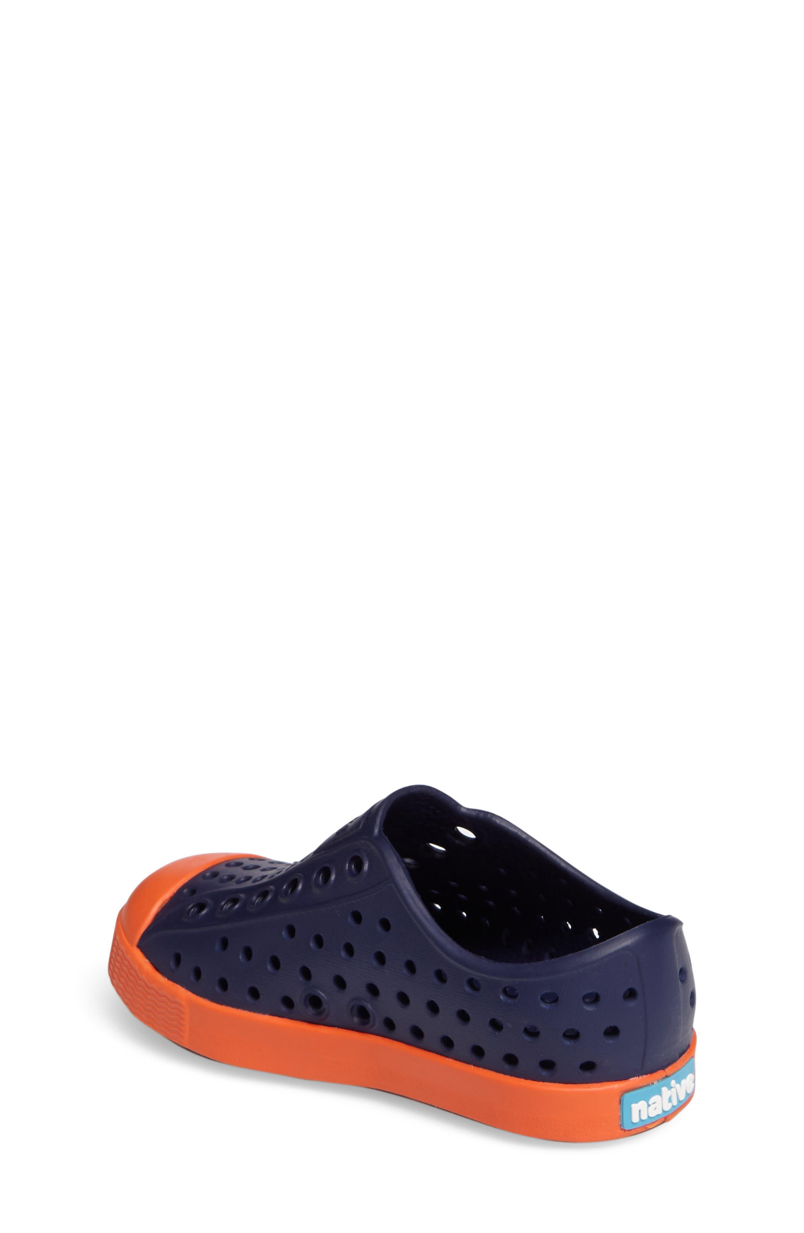 'Jefferson' Water Friendly Slip-On Sneaker,                             Alternate thumbnail 100, color,