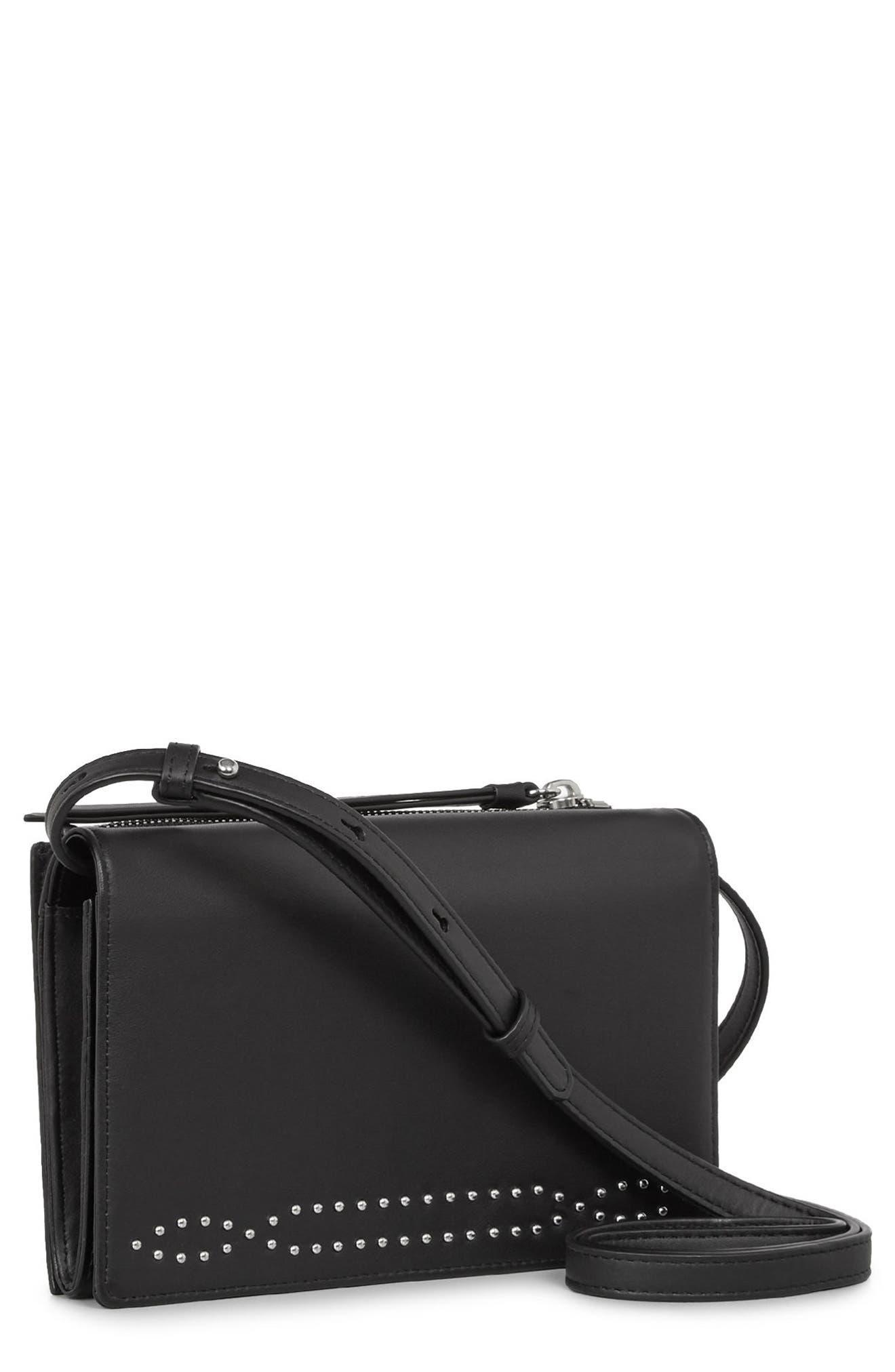 Billie Leather Wallet,                         Main,                         color,