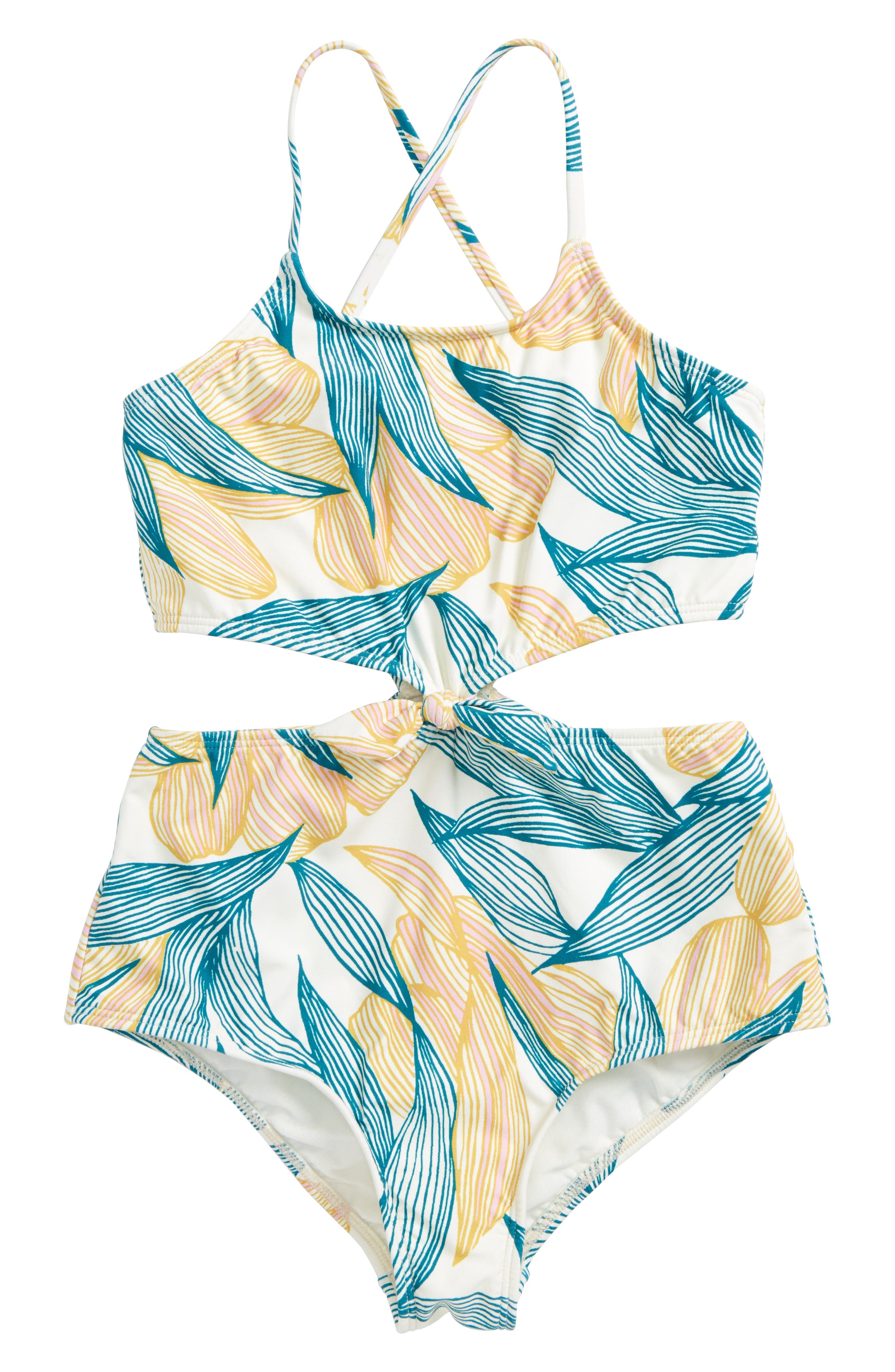 Bethany One-Piece Swimsuit,                         Main,                         color, 441