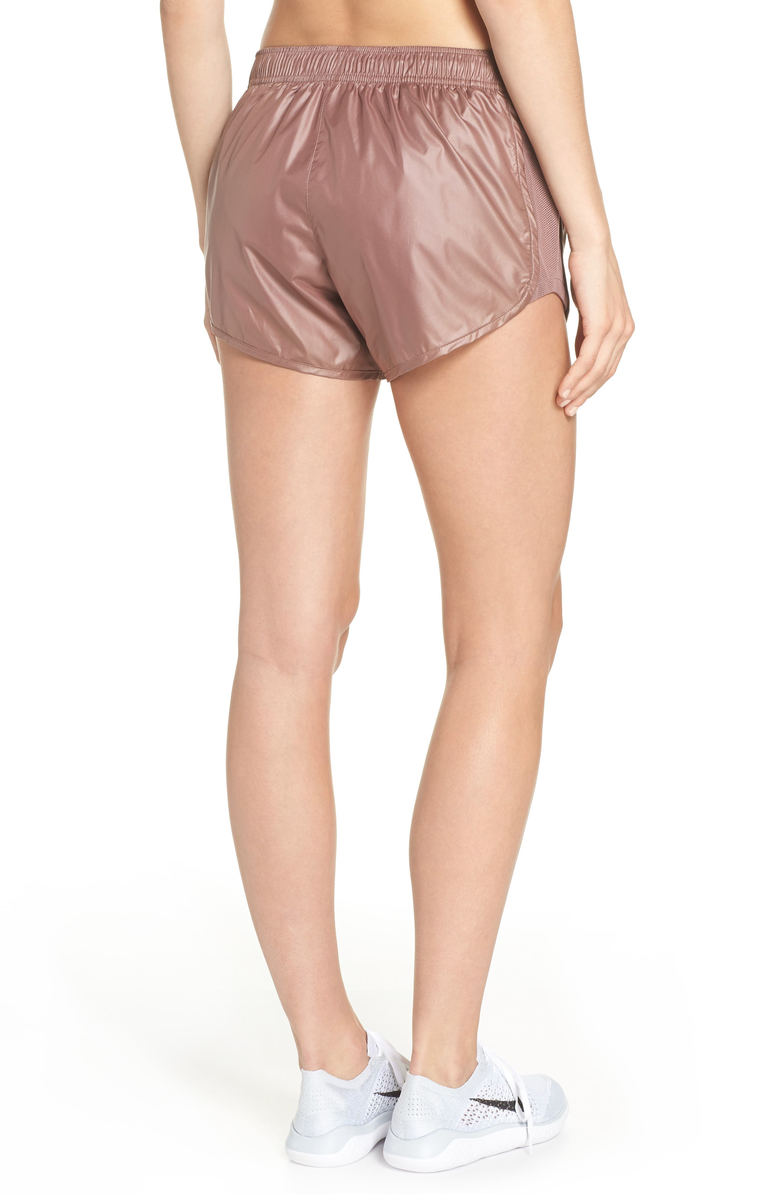 Tempo Running Shorts,                             Alternate thumbnail 2, color,                             SMOKEY MAUVE