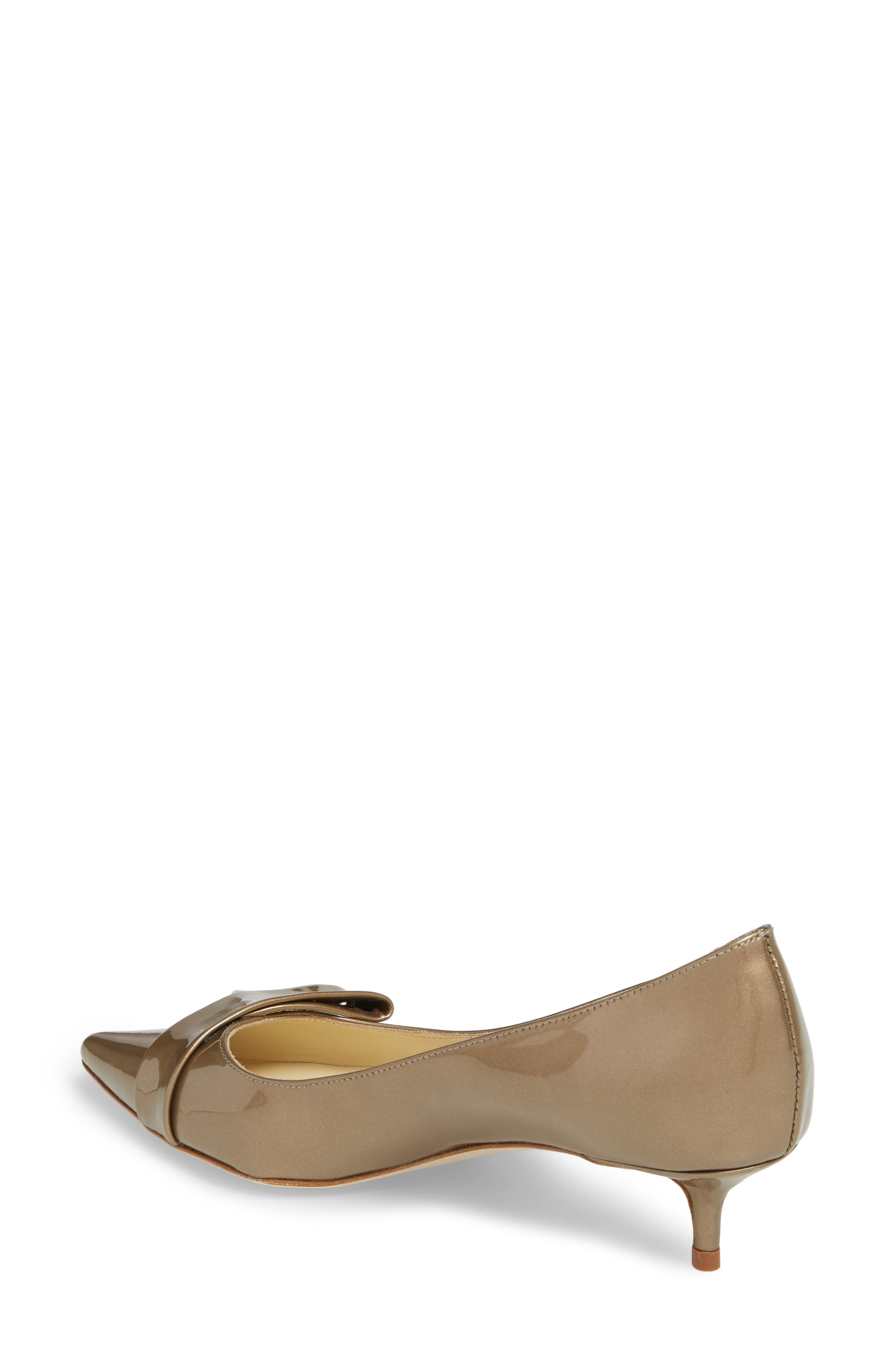 Butter Bliss Pointy Toe Pump,                             Alternate thumbnail 5, color,