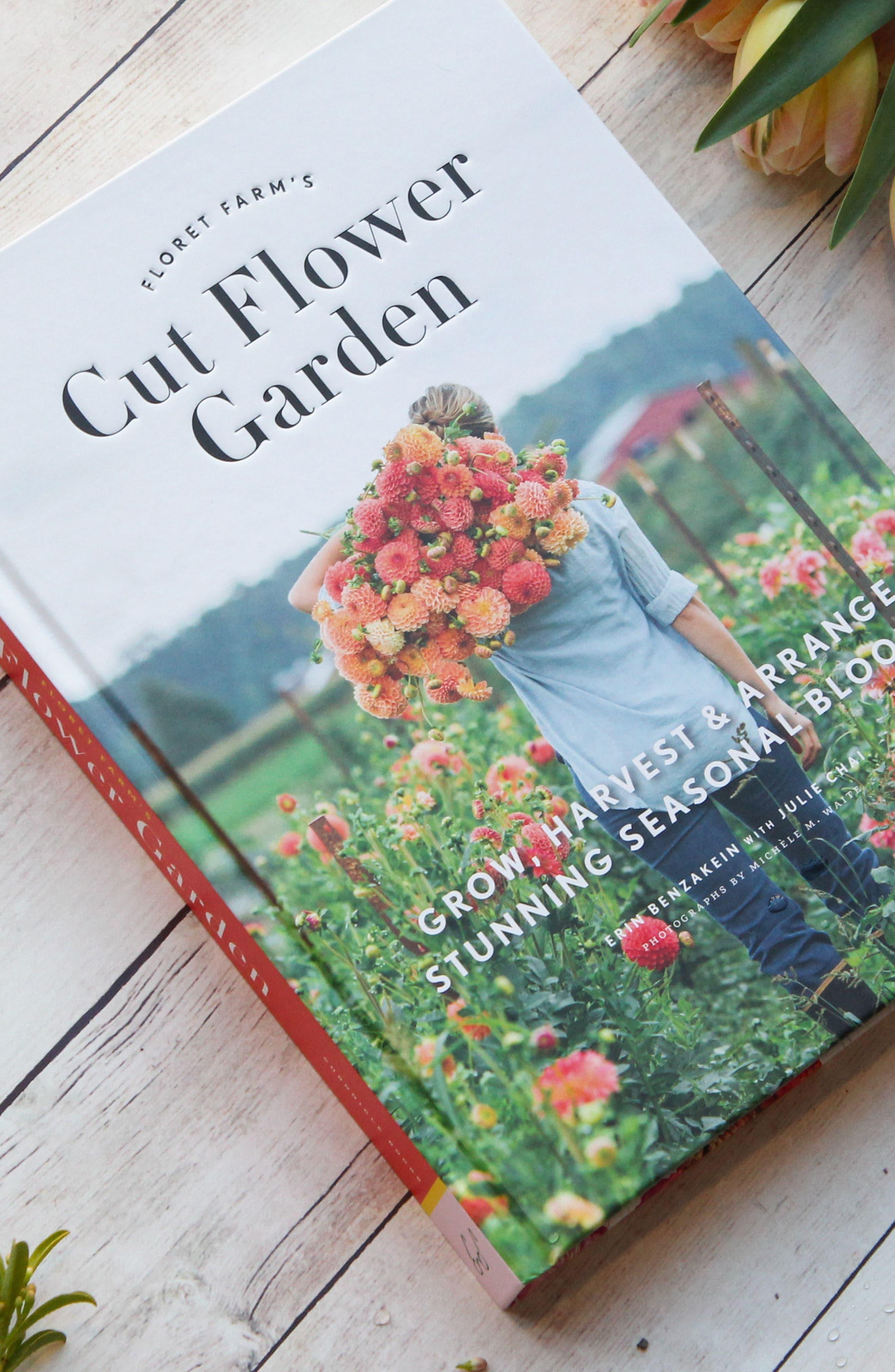CHRONICLE BOOKS,                             Floret Farm's Cut Flower Garden Book,                             Alternate thumbnail 5, color,                             300