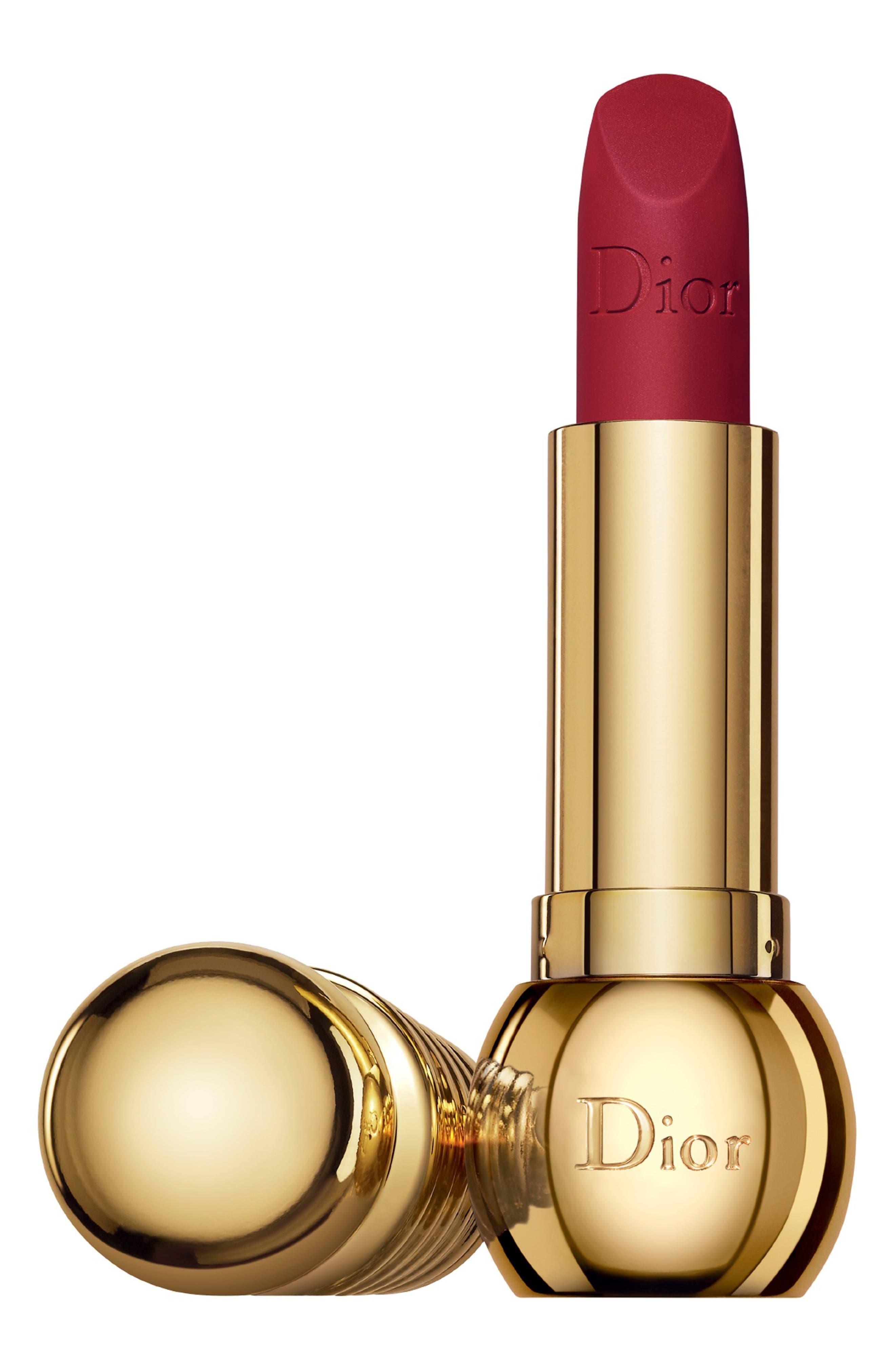 Dior Diorific Matte Velvet Color Lipstick - 760 Triomphante