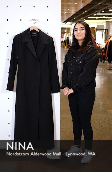 Long Feminine Coat, sales video thumbnail