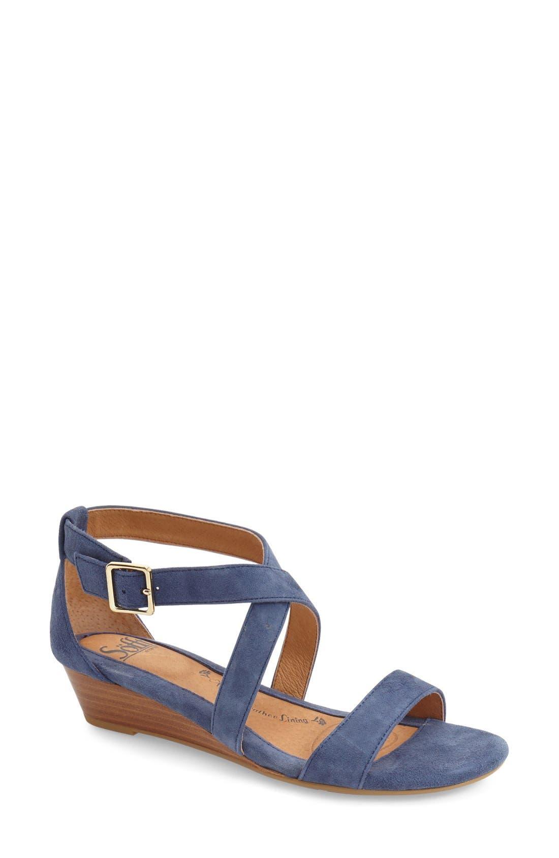 'Innis' Low Wedge Sandal,                             Main thumbnail 10, color,