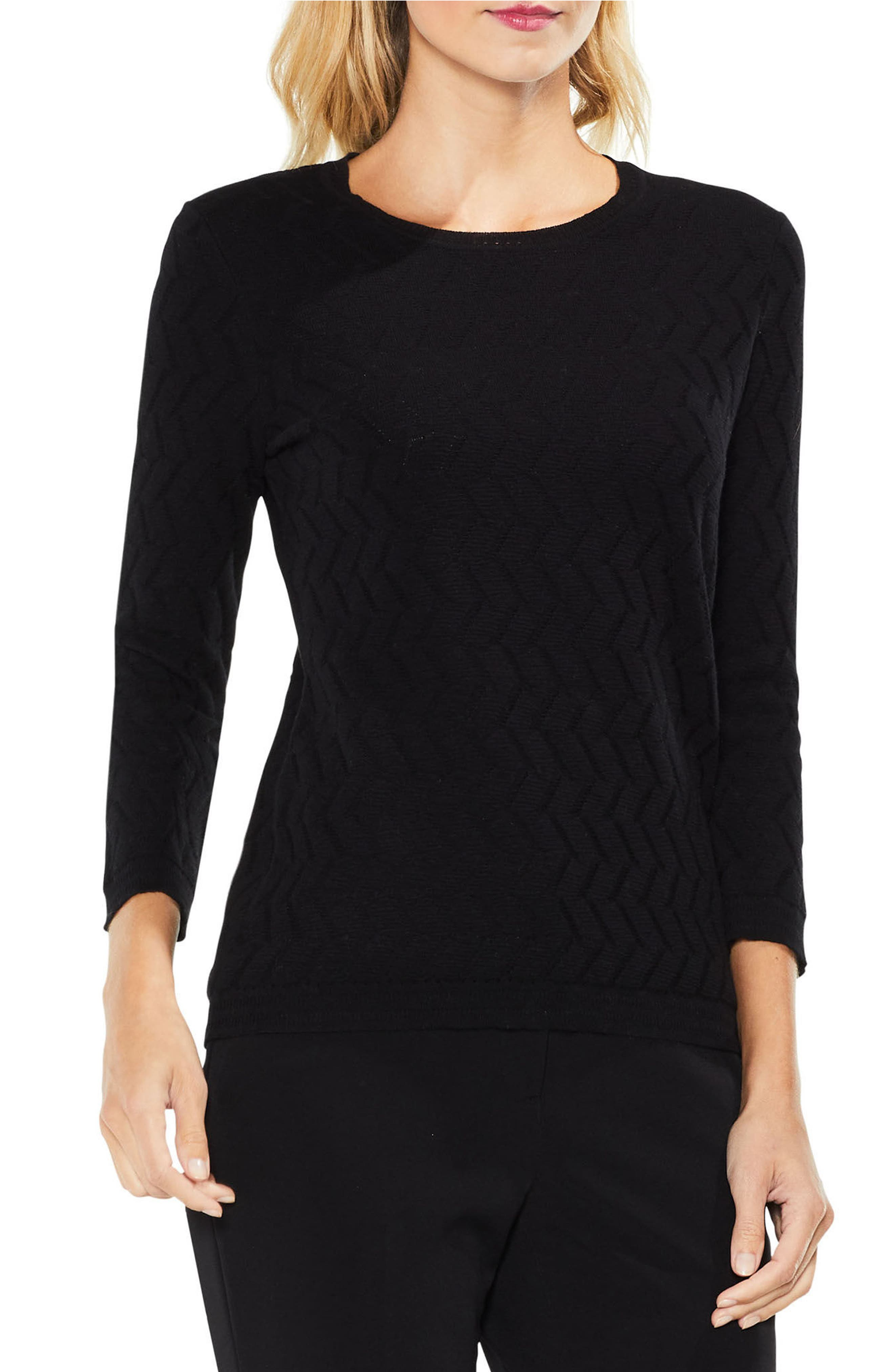 Textured Stitch Sweater,                         Main,                         color, 006