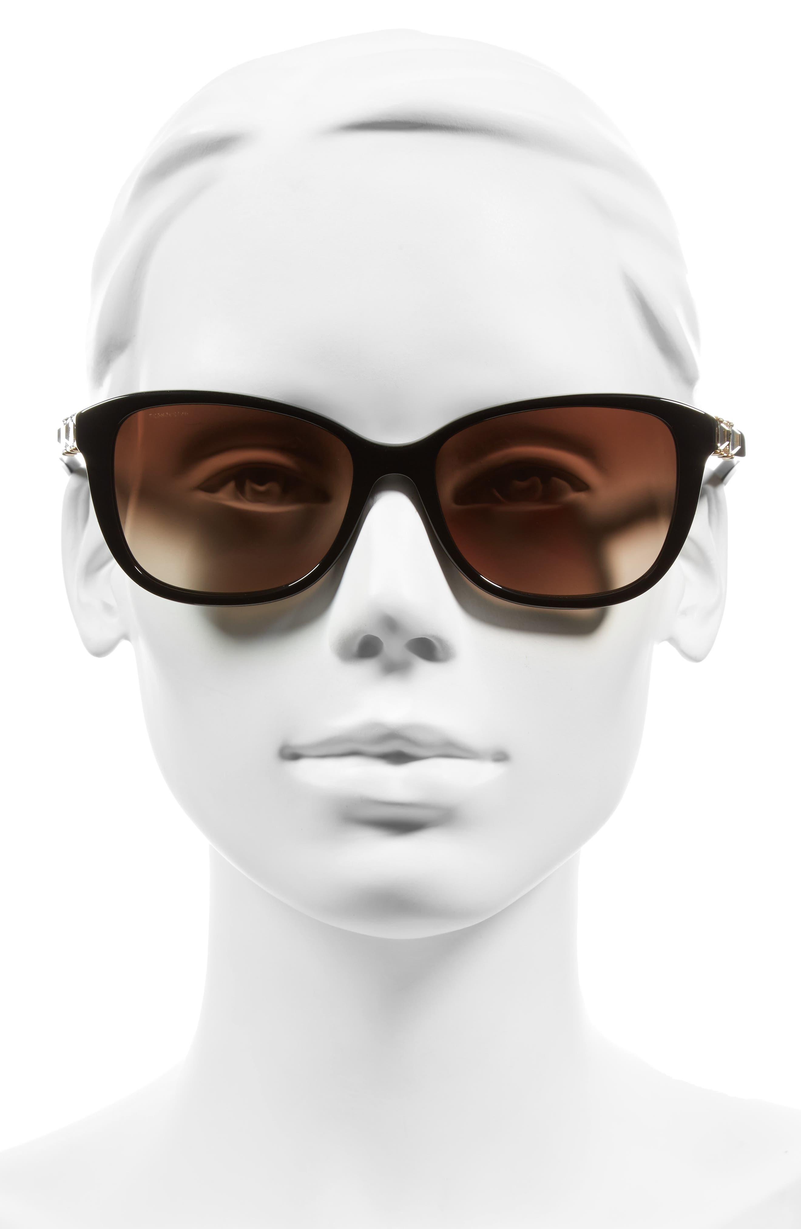 57mm Sunglasses,                             Alternate thumbnail 3, color,