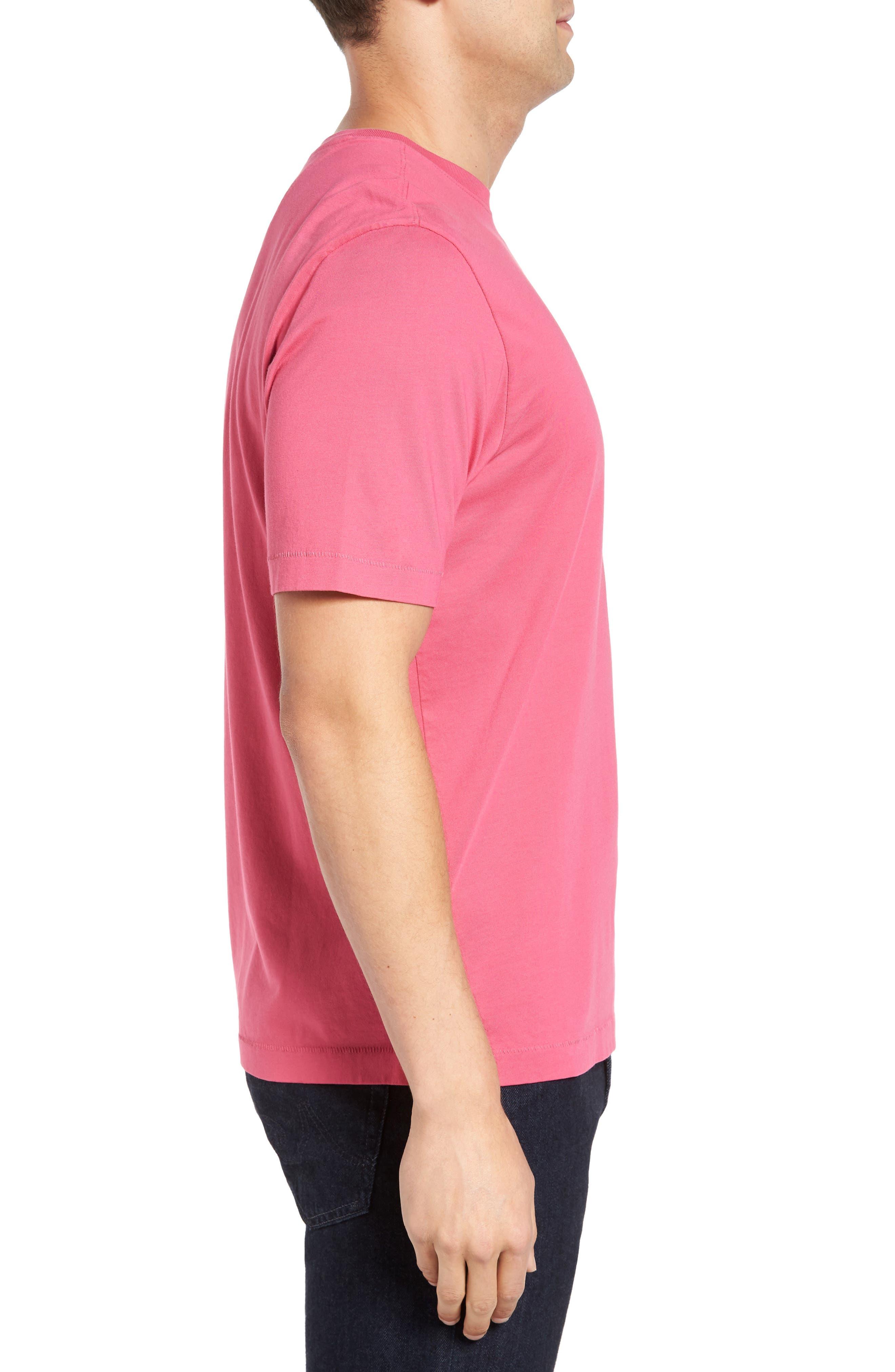 New Bali Sky Pima Cotton Pocket T-Shirt,                             Alternate thumbnail 98, color,