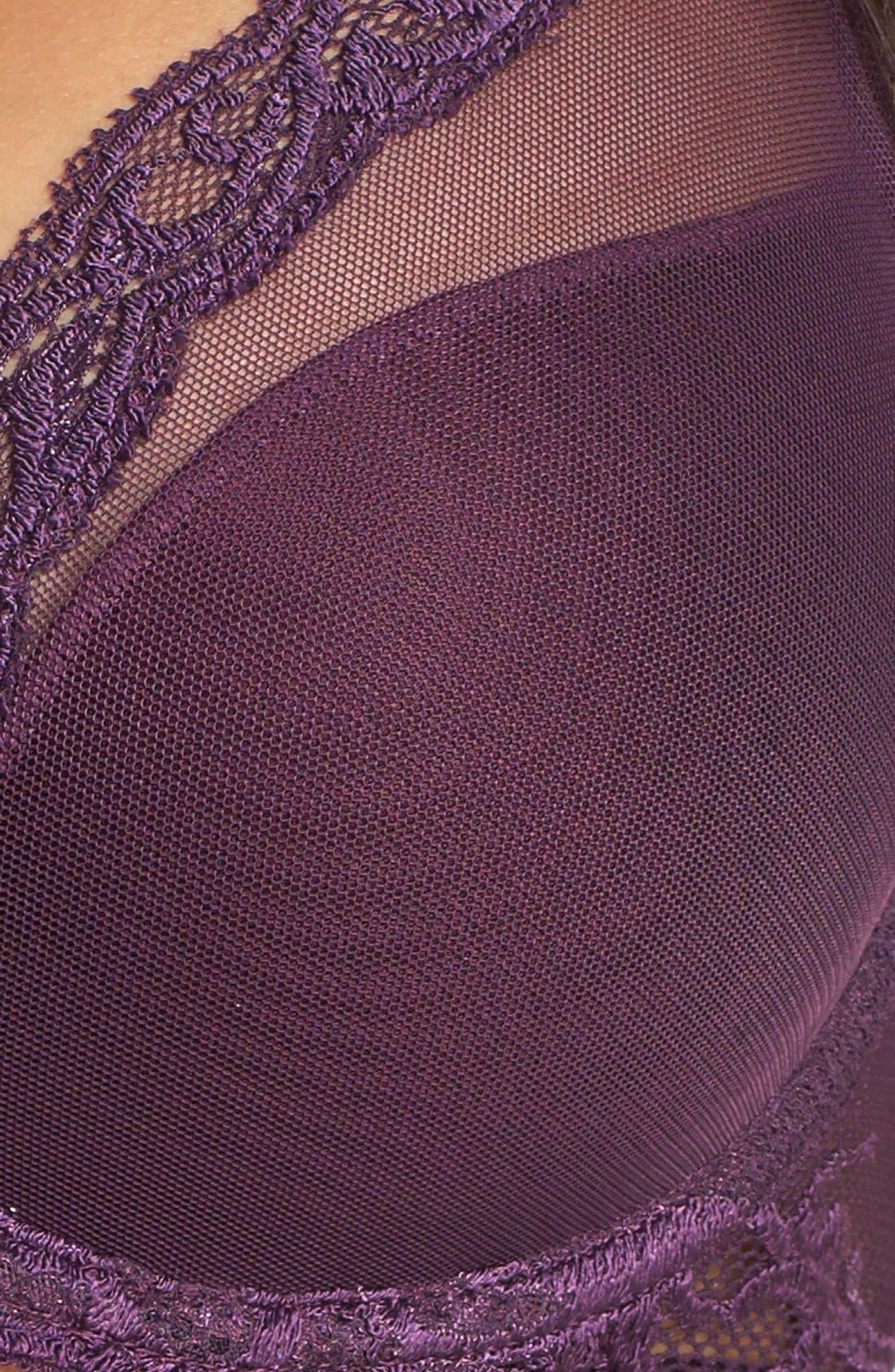 Feathers Underwire Contour Bra,                             Alternate thumbnail 346, color,