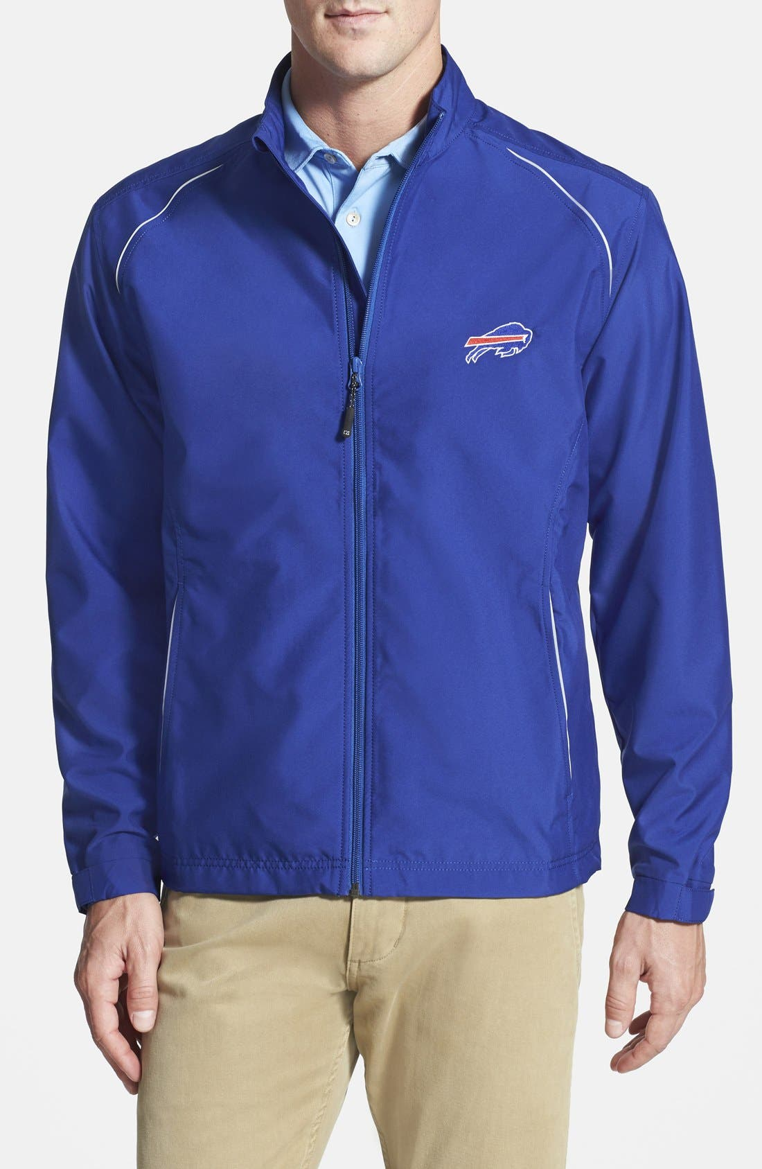 Buffalo Bills - Beacon WeatherTec Wind & Water Resistant Jacket,                             Main thumbnail 1, color,                             462