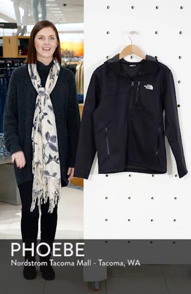 North Face Apex Risor Hooded Jacket, sales video thumbnail
